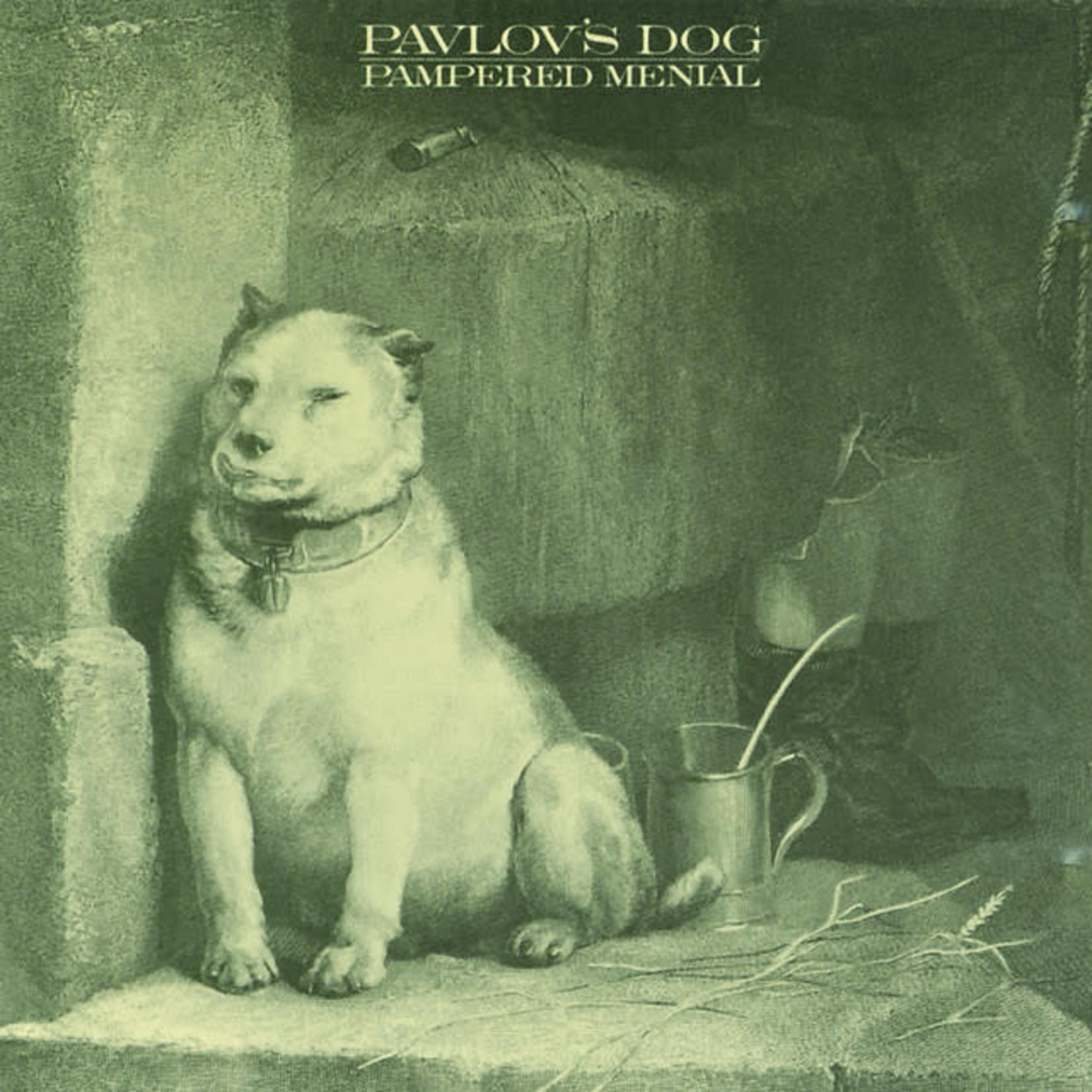 Vinyl Pavlov's Dog - Pampered Menial