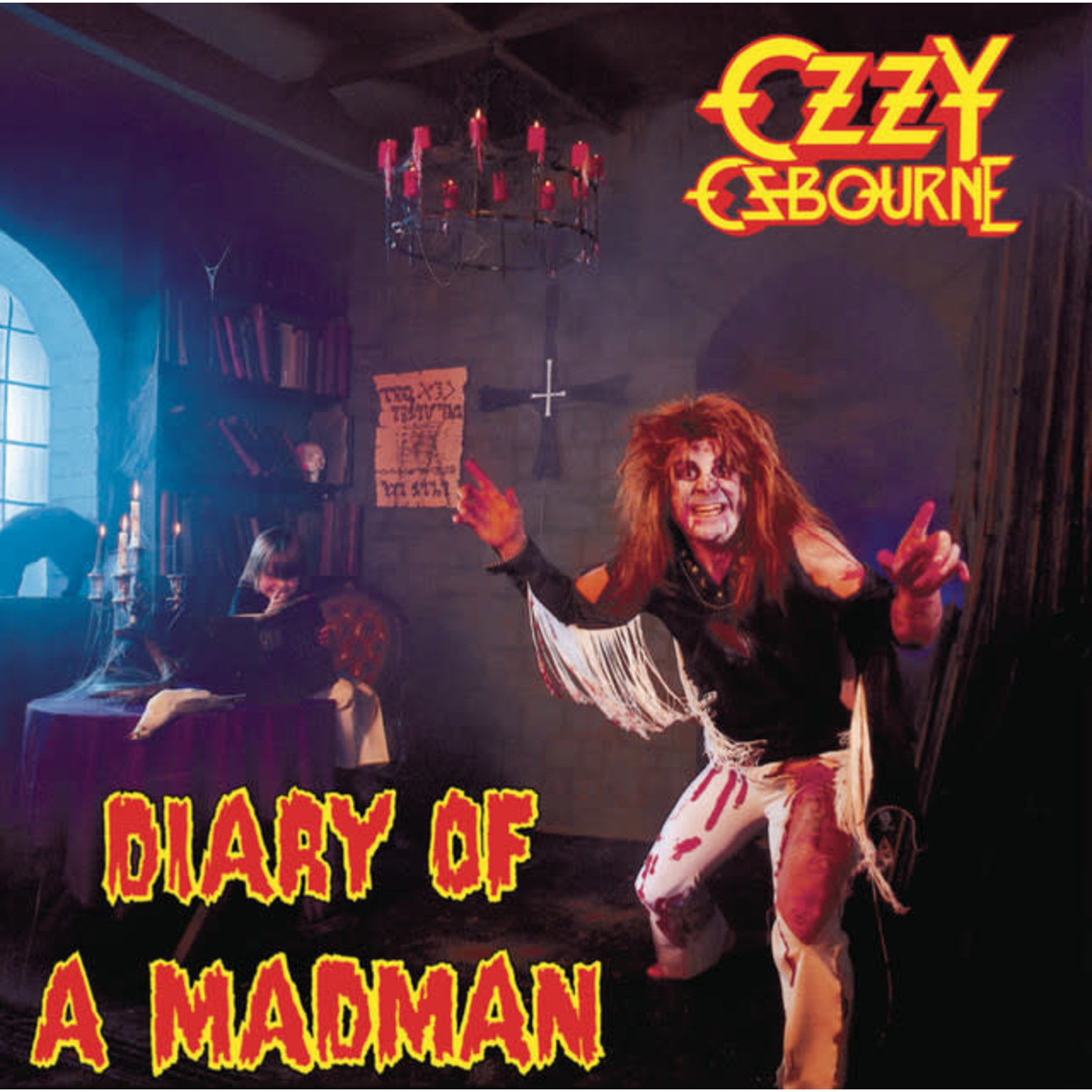 Vinyl Ozzy Osbourne - Diary Of A Madman
