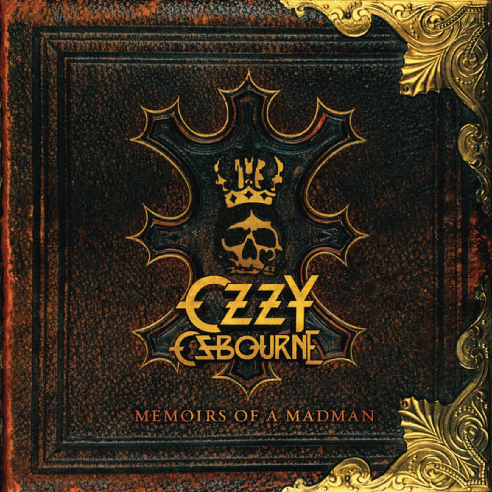 Vinyl Ozzy Osbourne - Memoirs Of A Madman