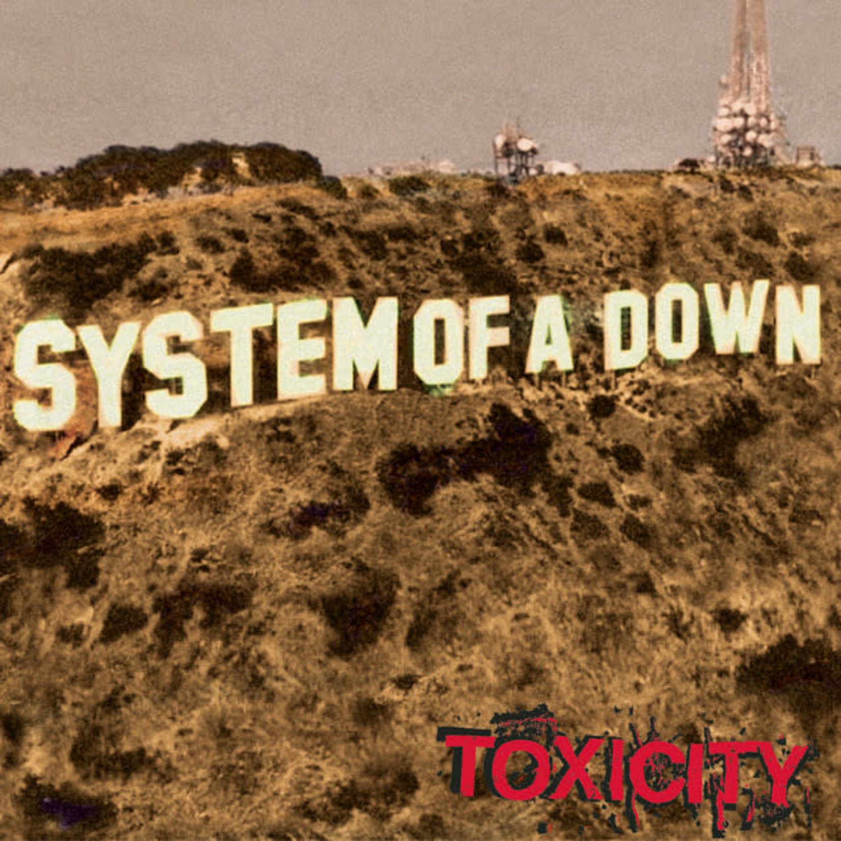 Vinyl System Of A Down - Toxicity