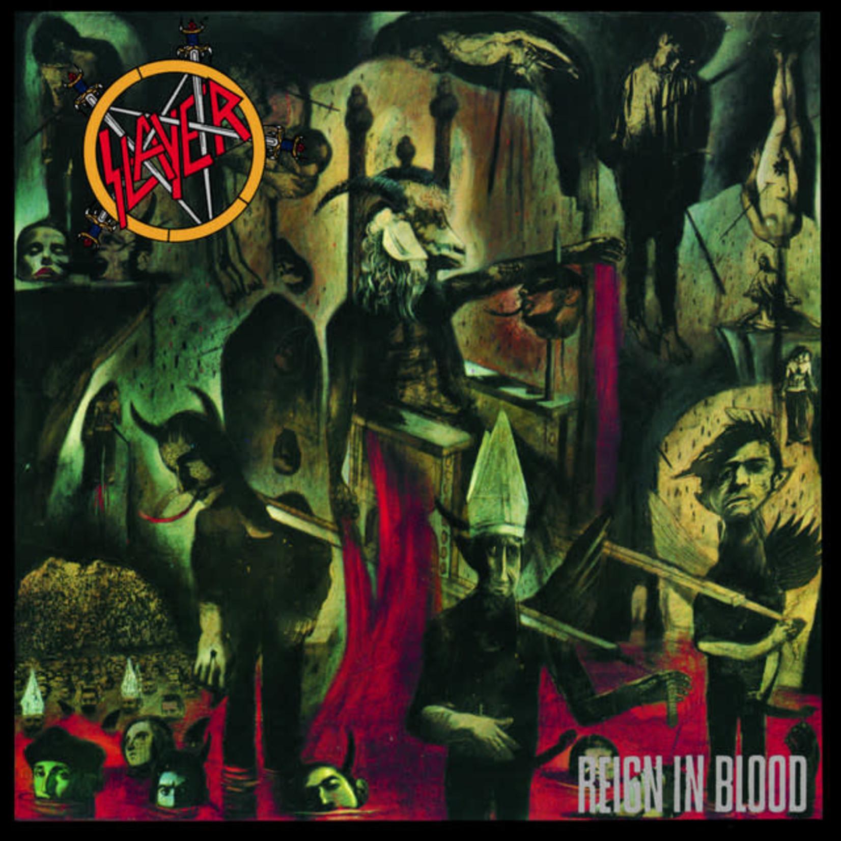Vinyl Slayer - Reign In Blood