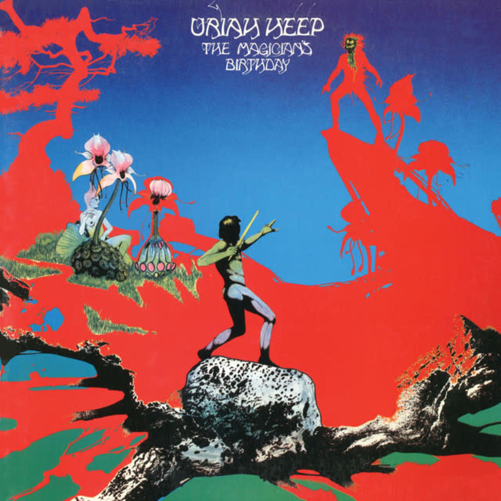 Vinyl Uriah Heep - The Magician's Birthday