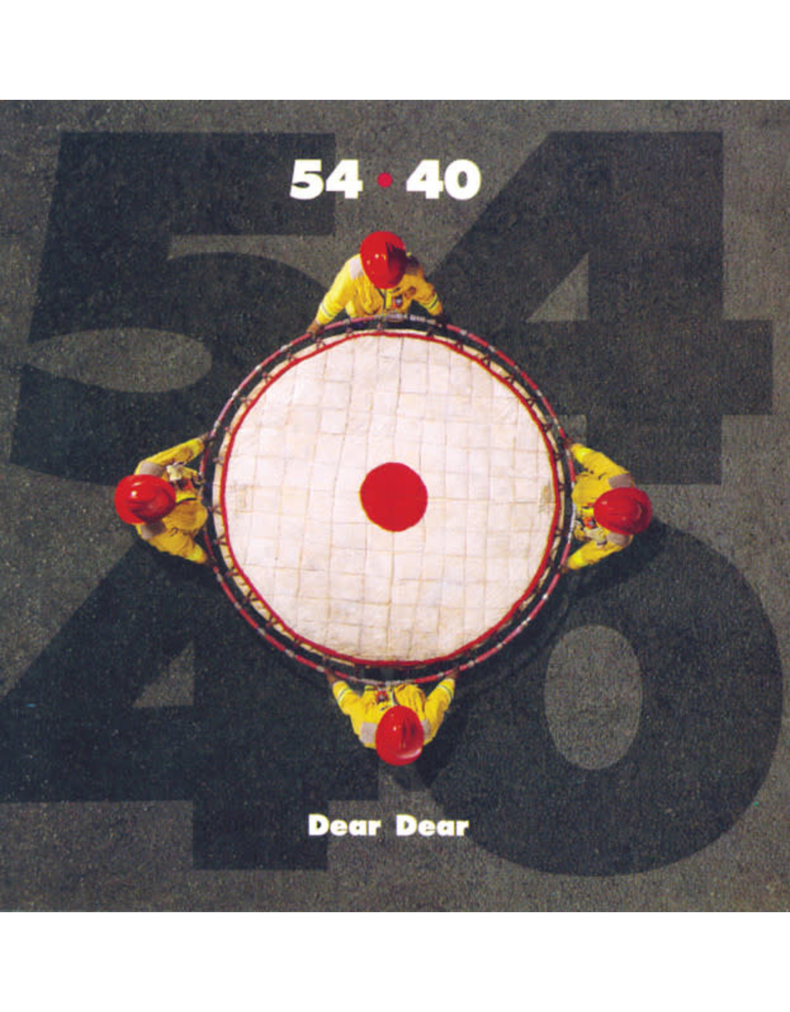 Vinyl 54.40 - Dear Dear
