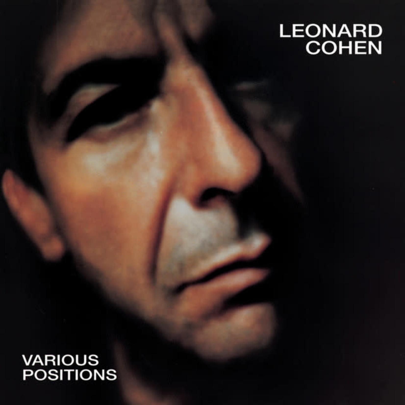 Vinyl Leonard Cohen - Various Positions