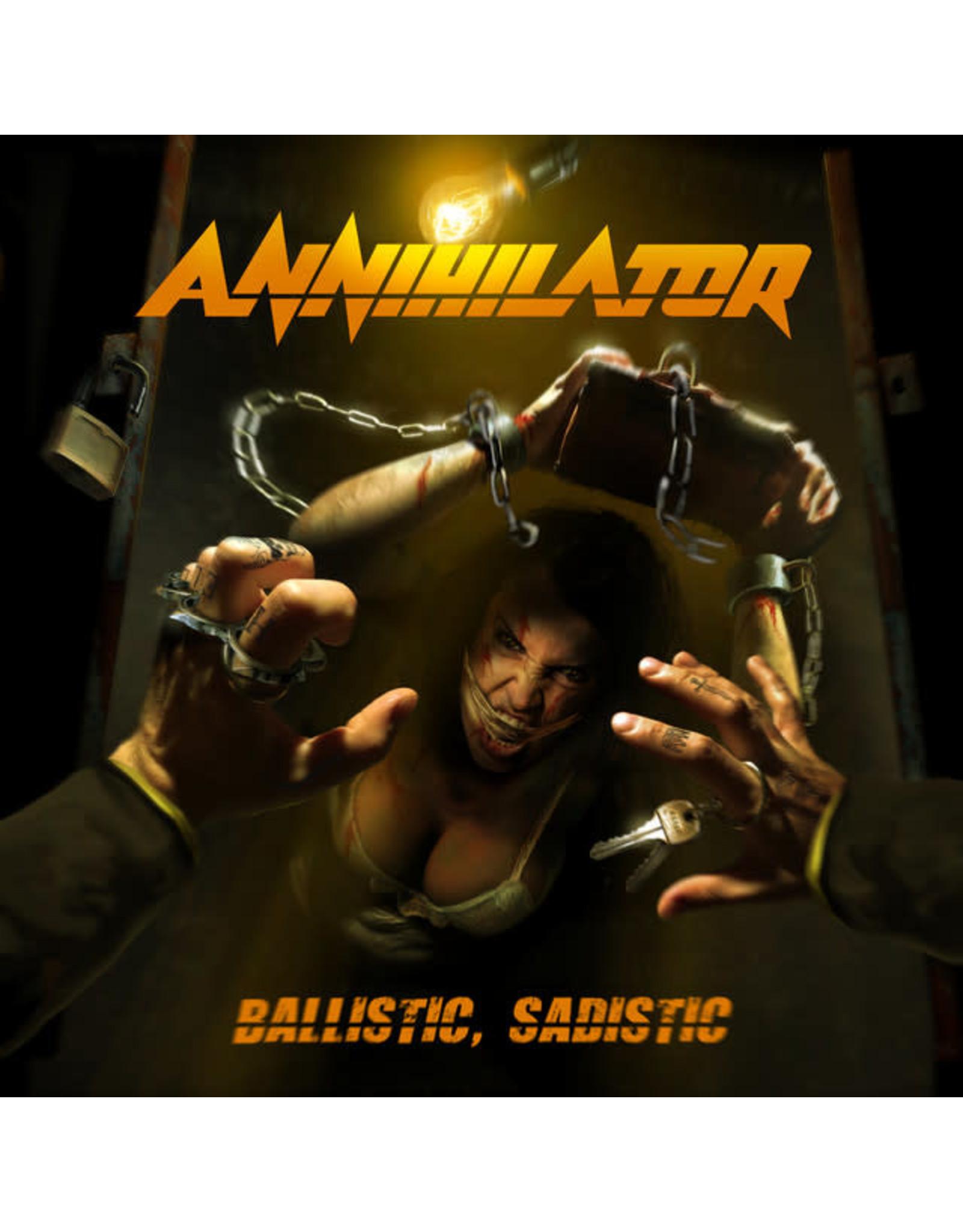 Vinyl Annihilator - Ballistic, Sadistic