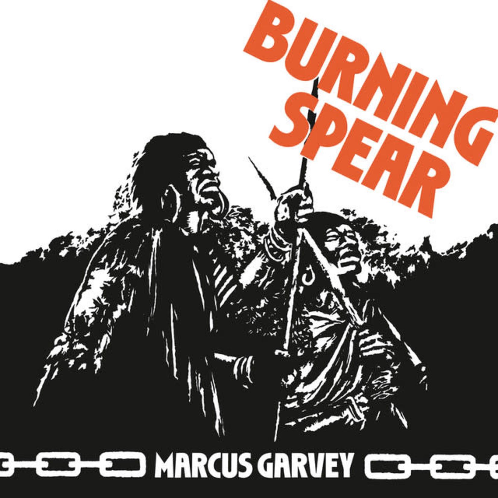 Vinyl Burning Spear - Marcus Garvey