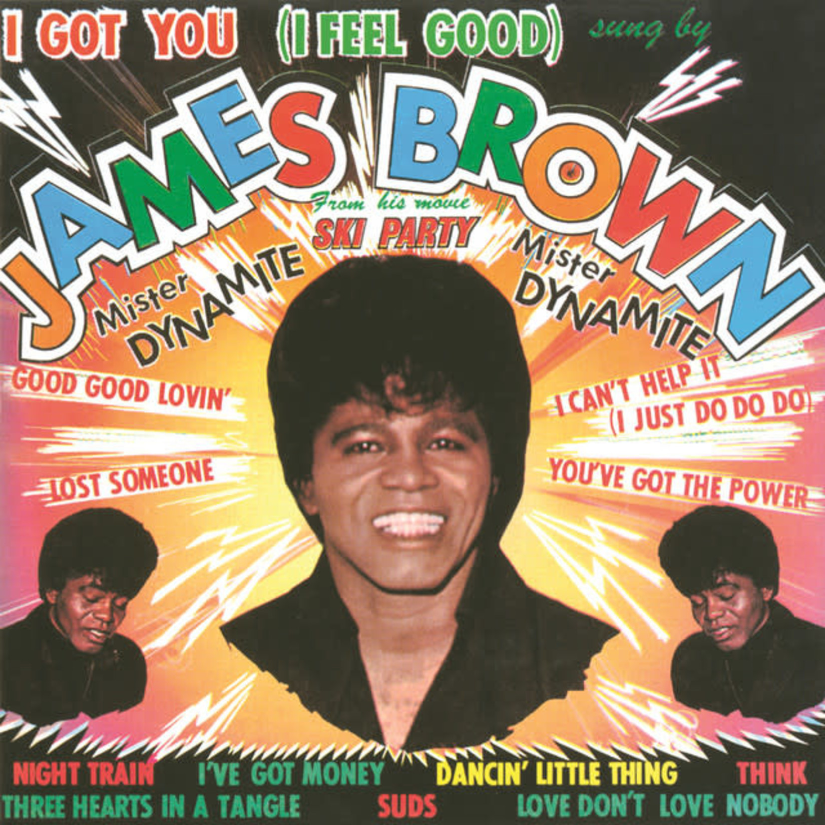 Vinyl James Brown - I Got You (I Feel Good)