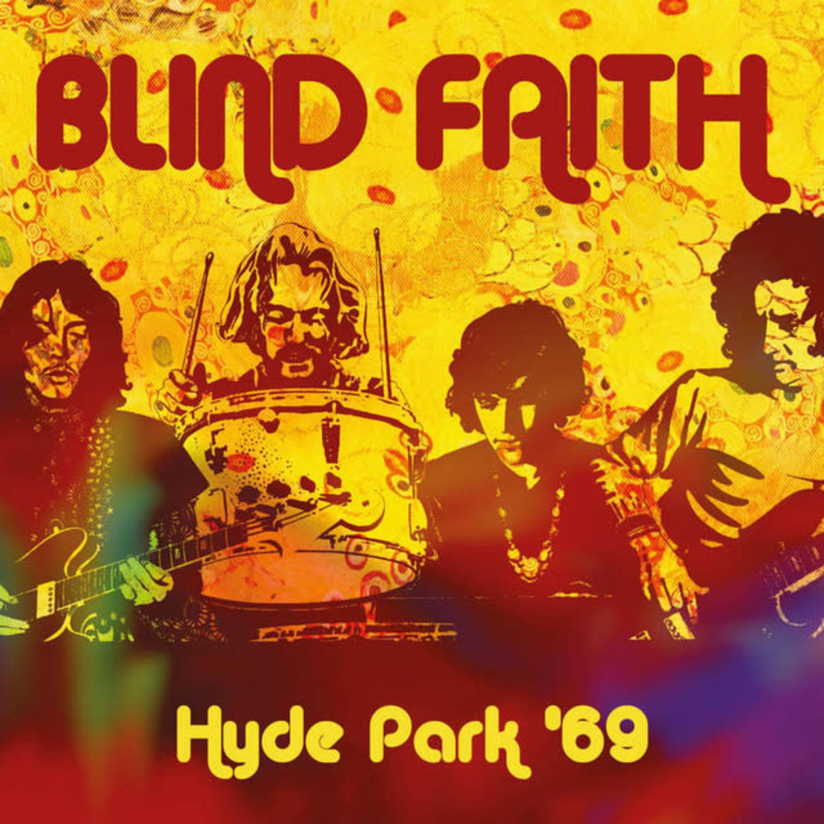 Vinyl Blind Faith - Hyde Park '69