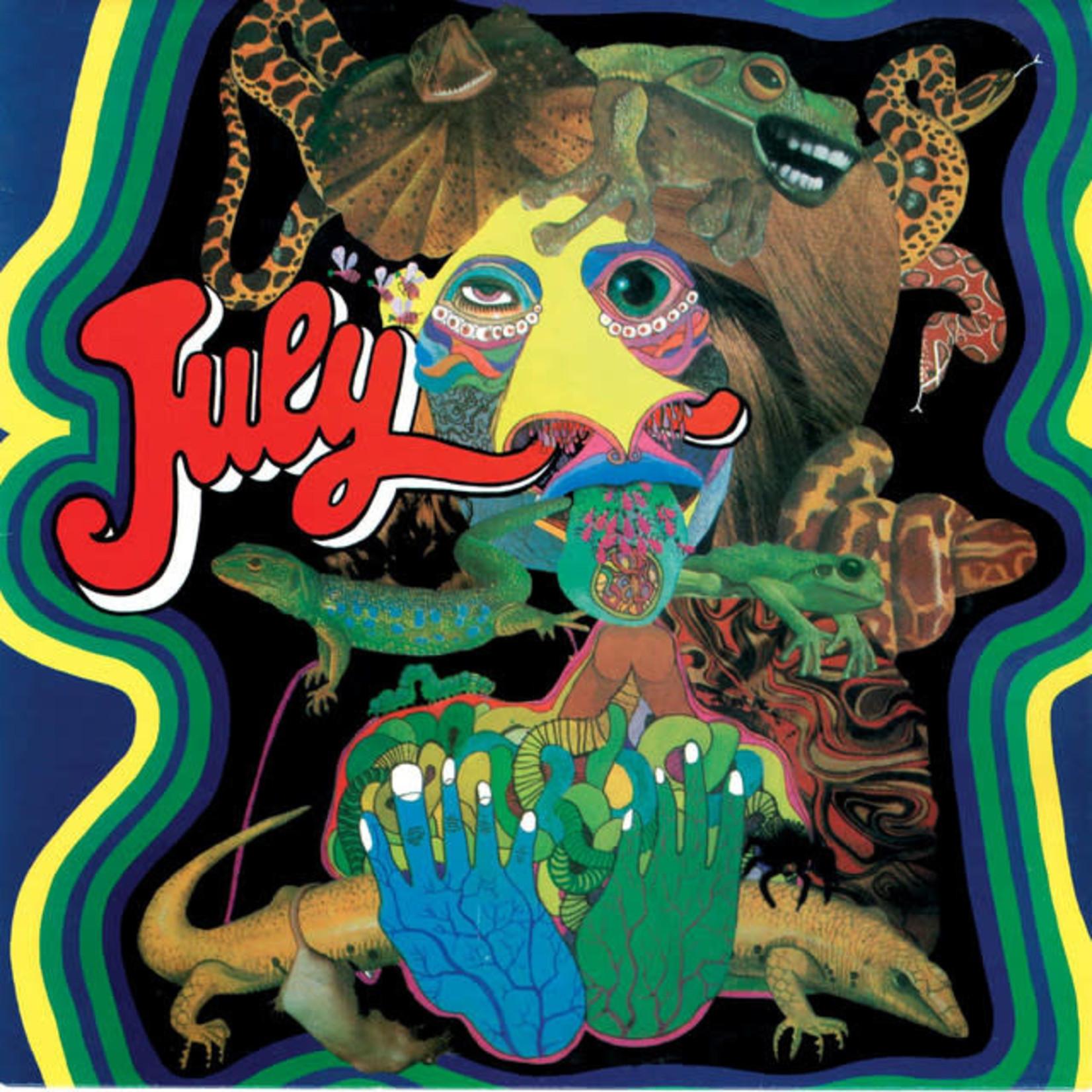 Vinyl July - S/T