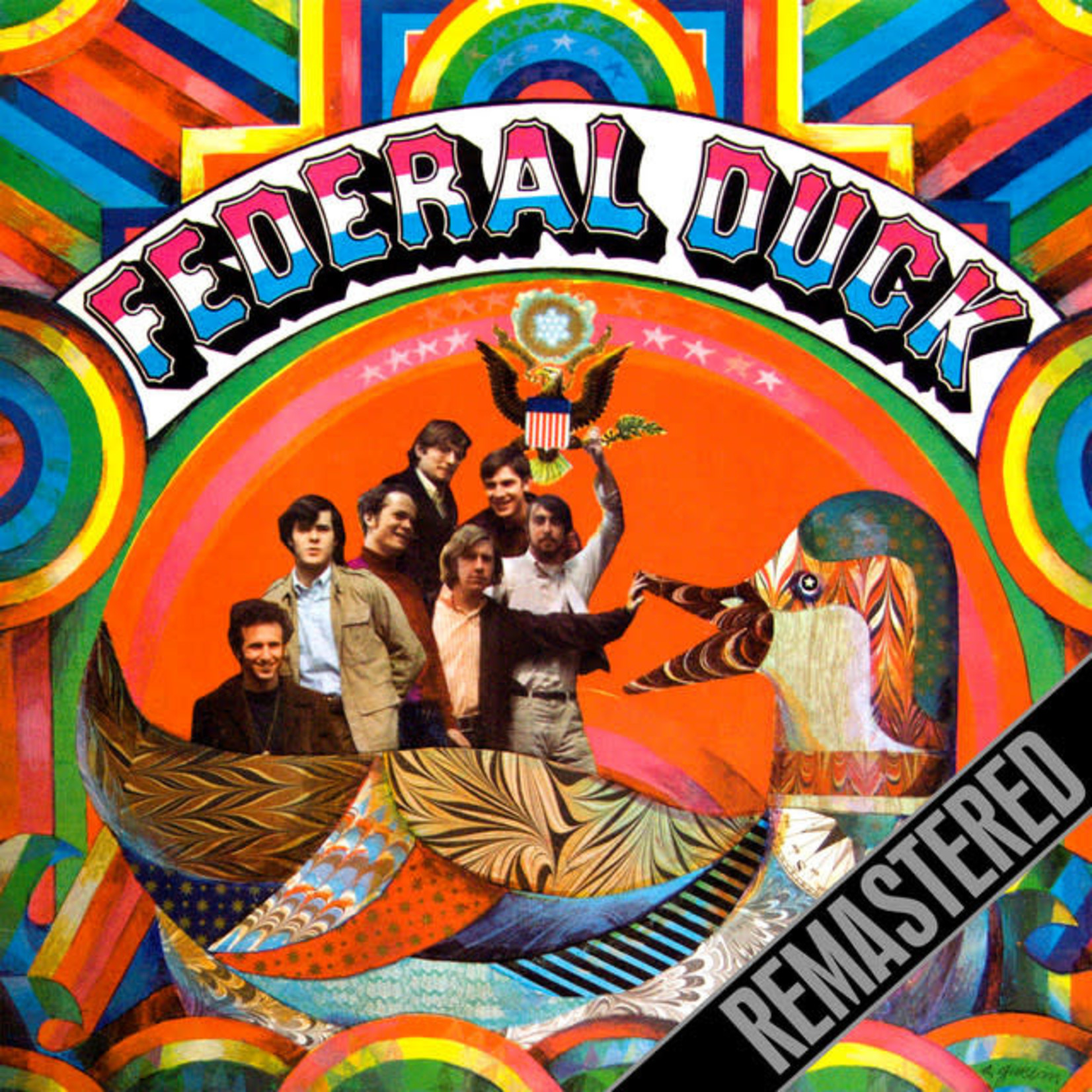 Vinyl Federal Duck - ST