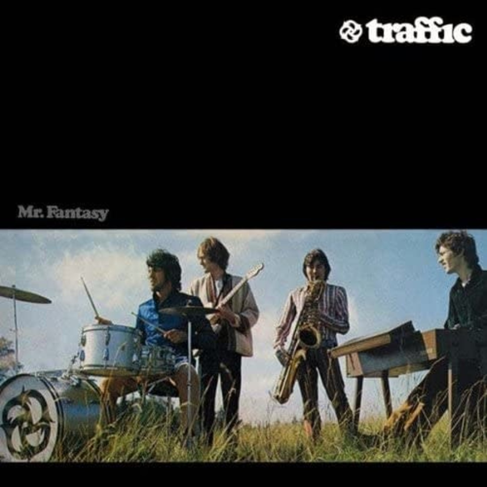 Vinyl Traffic - Mr. Fantasy