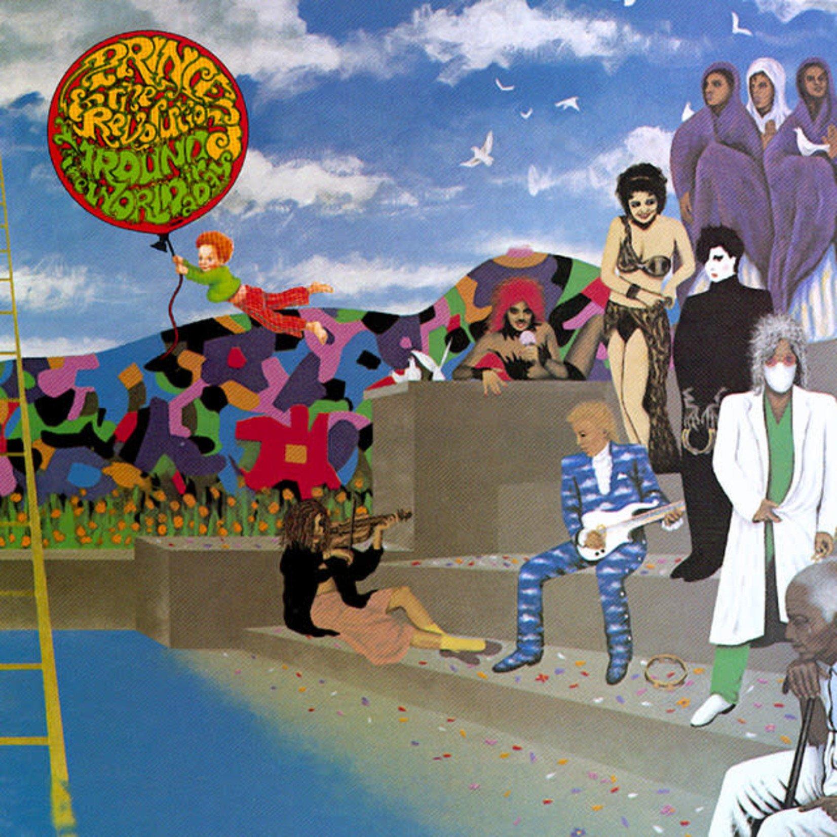 Vinyl Prince - Around The World