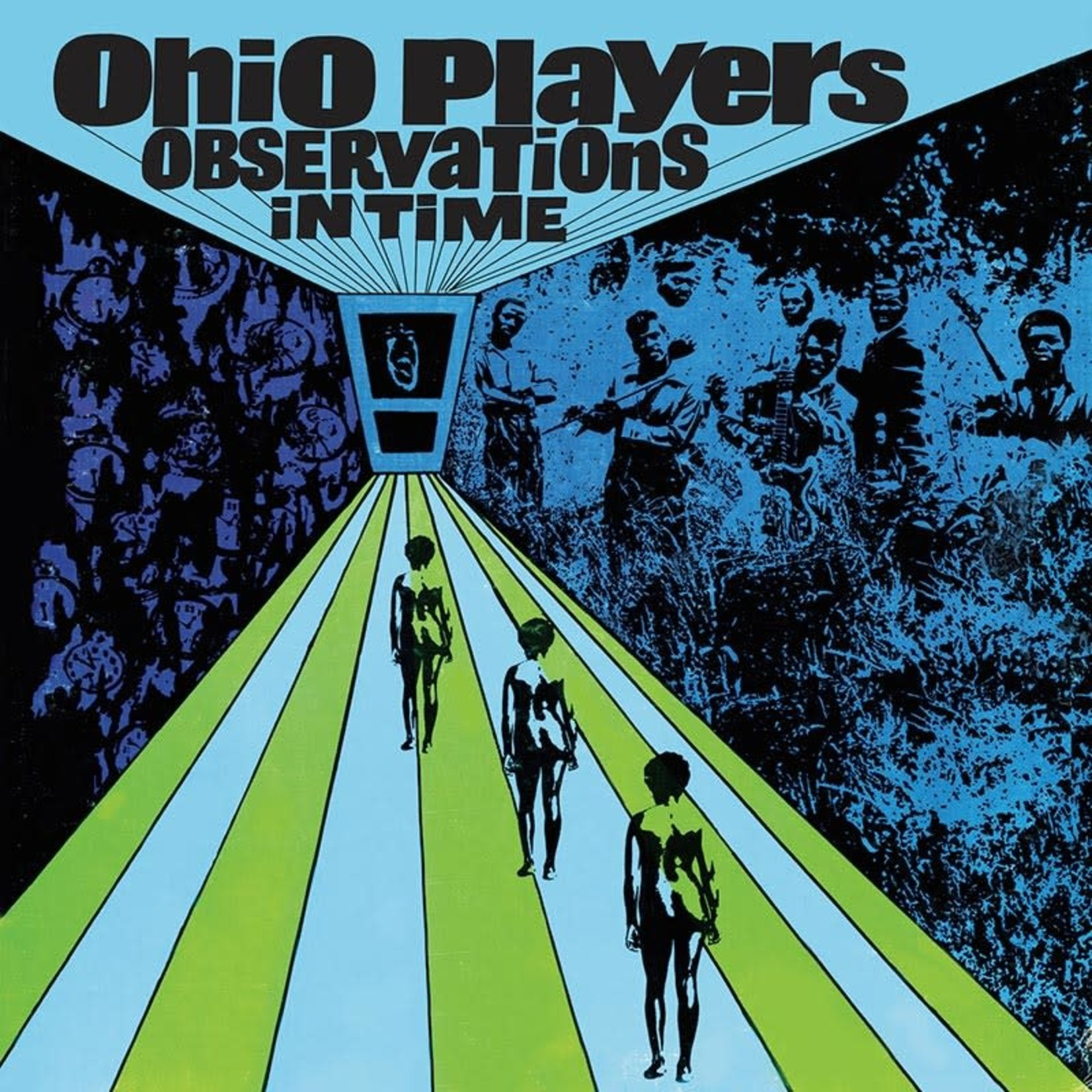 Vinyl Ohio Players - Observations In Time