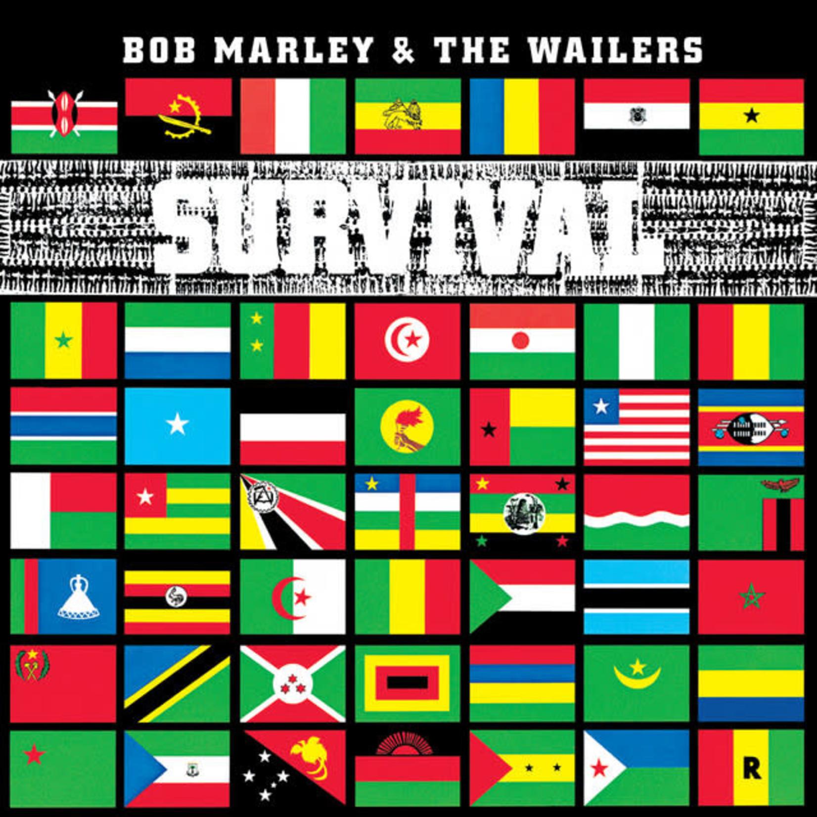 Vinyl Bob Marley - Survival