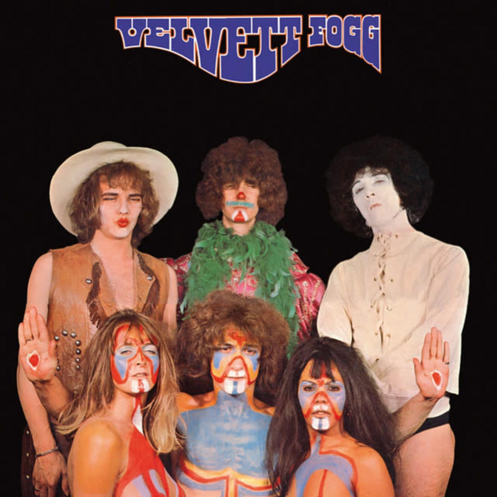 Vinyl Velvett Fogg - S/T