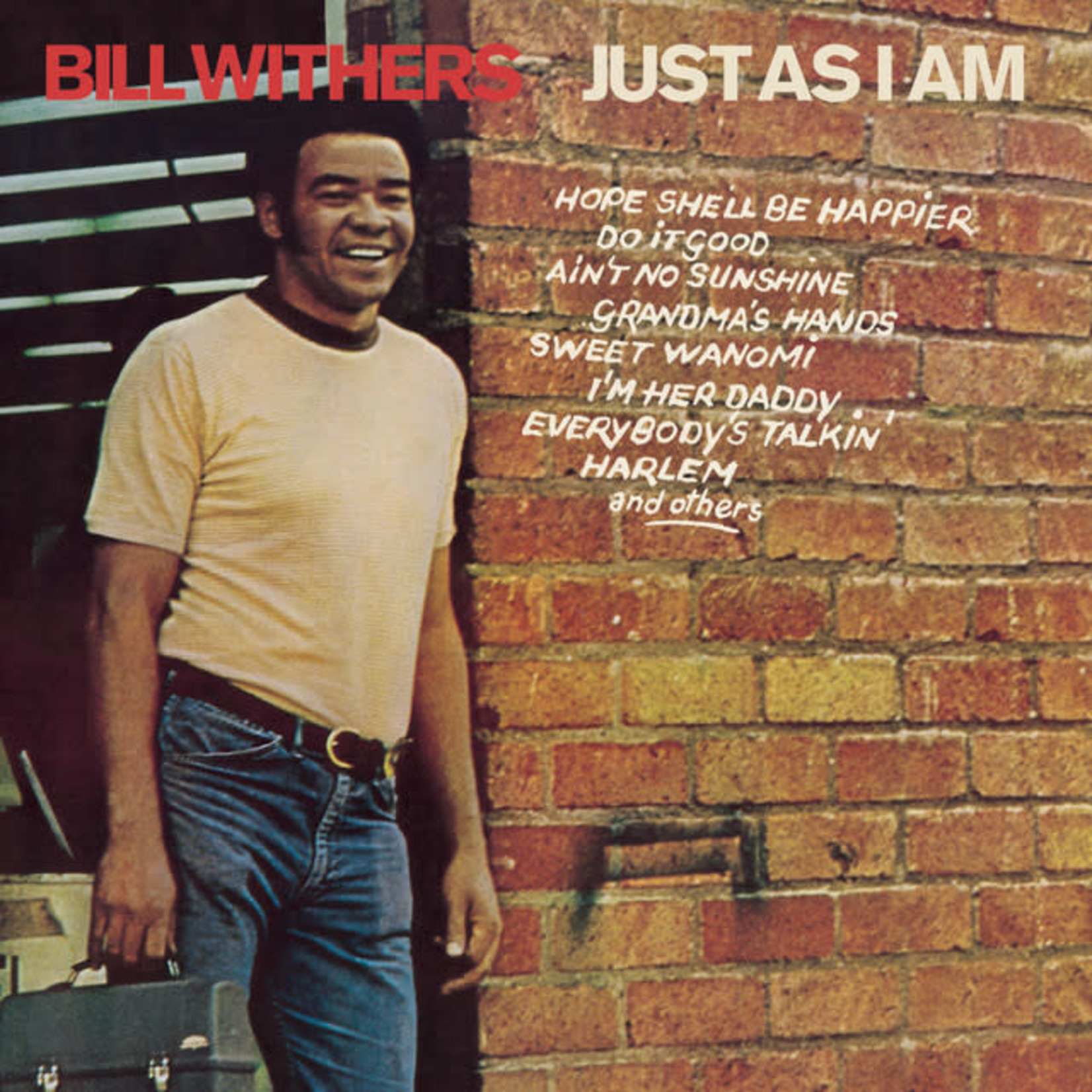 Vinyl Bill Withers - Just As I Am