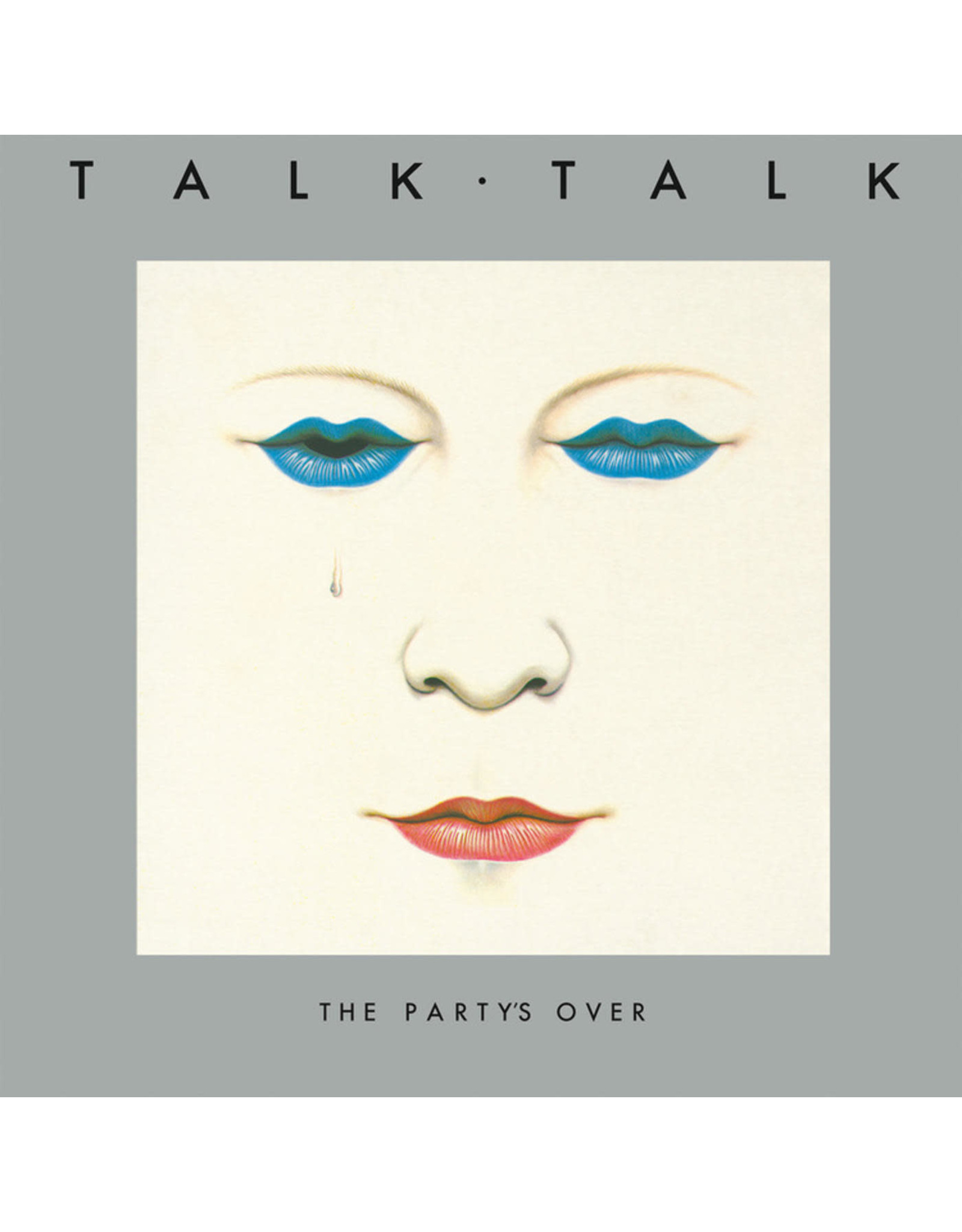 Vinyl Talk Talk - The Party's Over