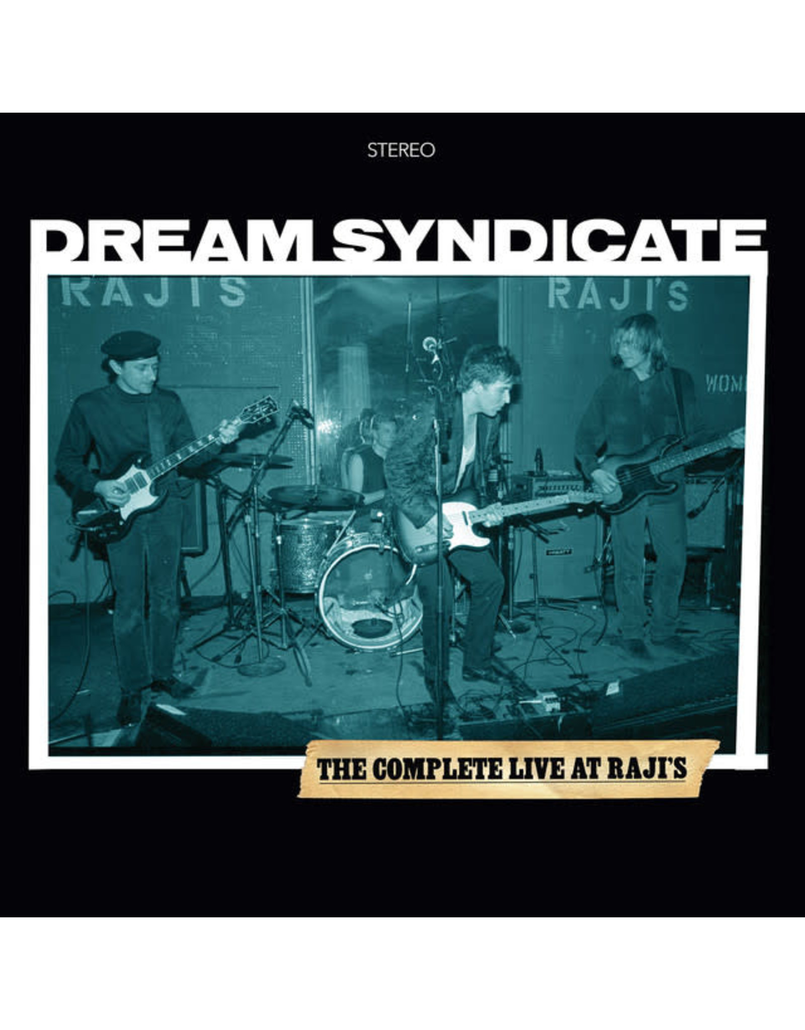 Vinyl The Dream Syndicate - The Complete Live At Raji's
