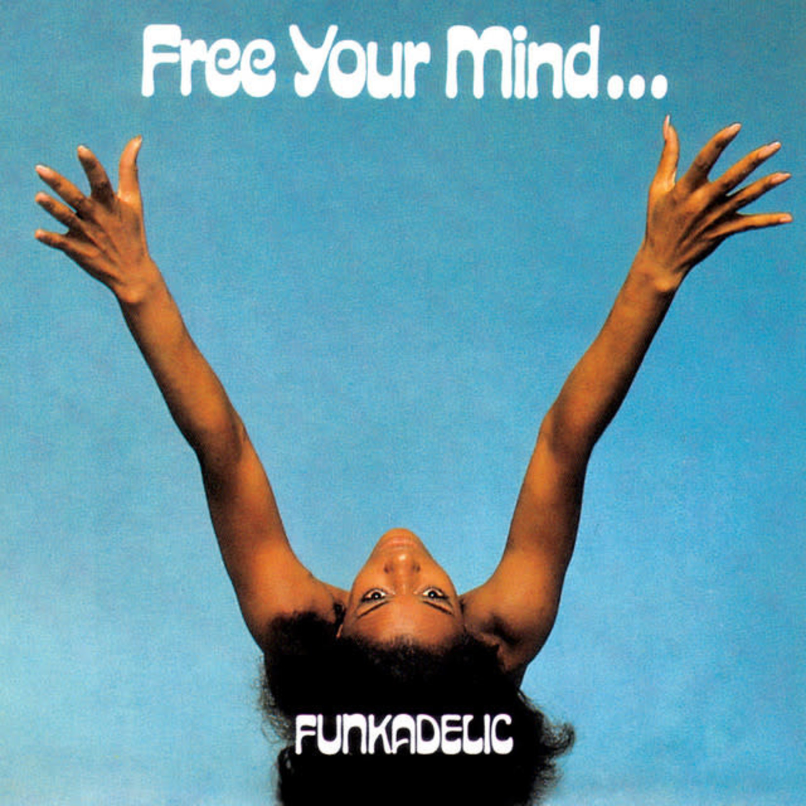Vinyl Funkadelic - Free Your Mind....