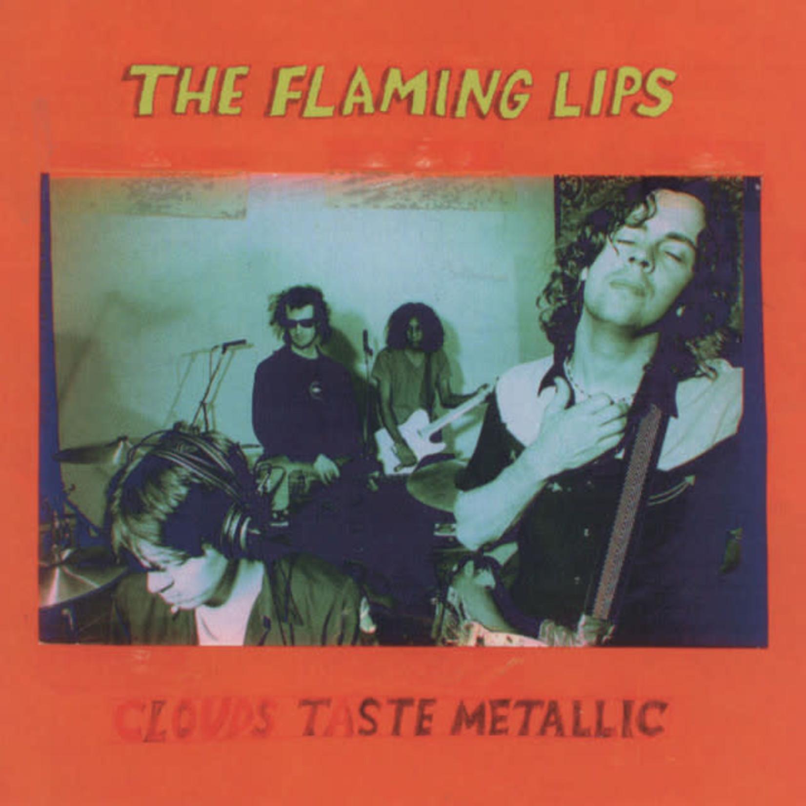Vinyl The Flaming Lips - Clouds Taste Metallic