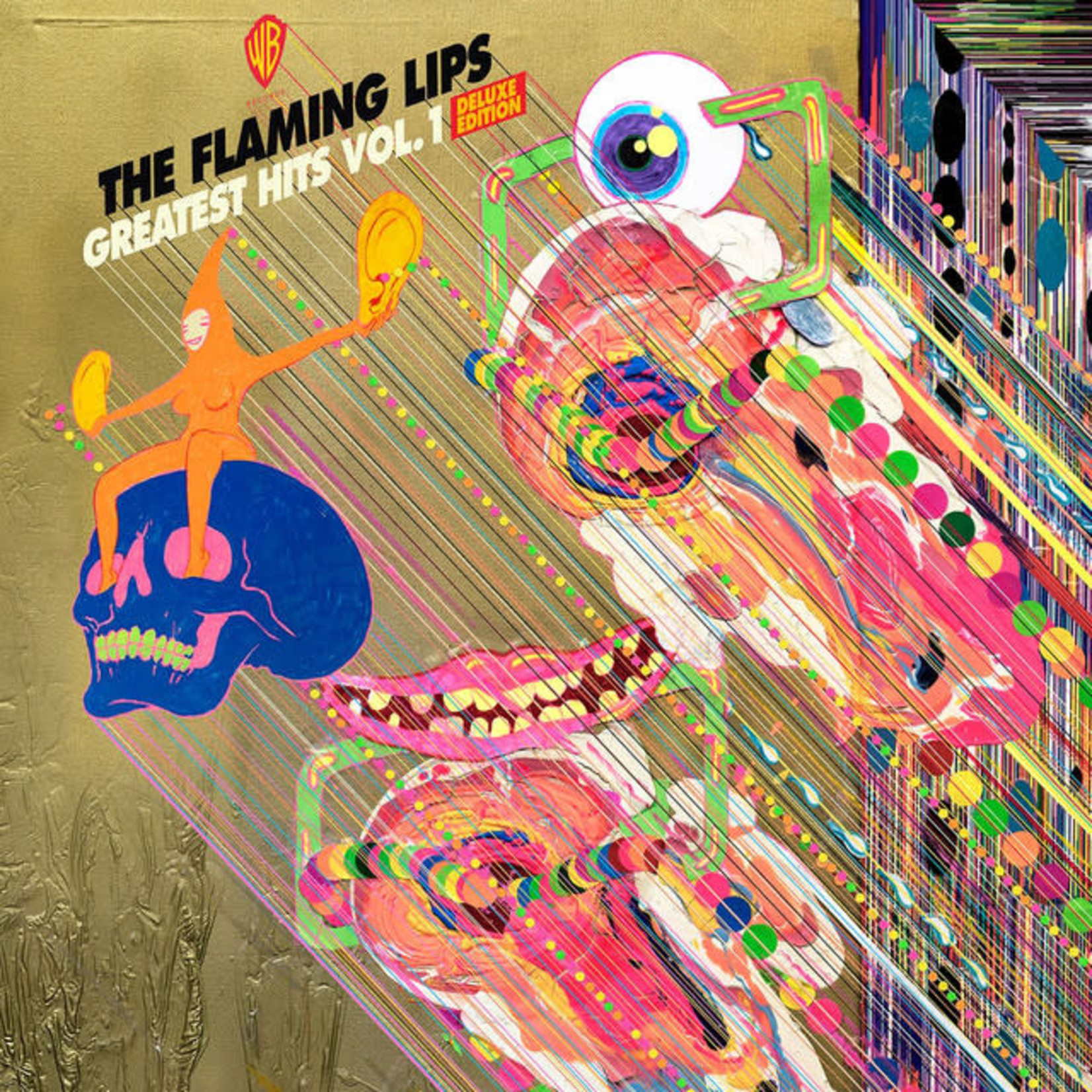 Vinyl The Flaming Lips - Greatest Hits