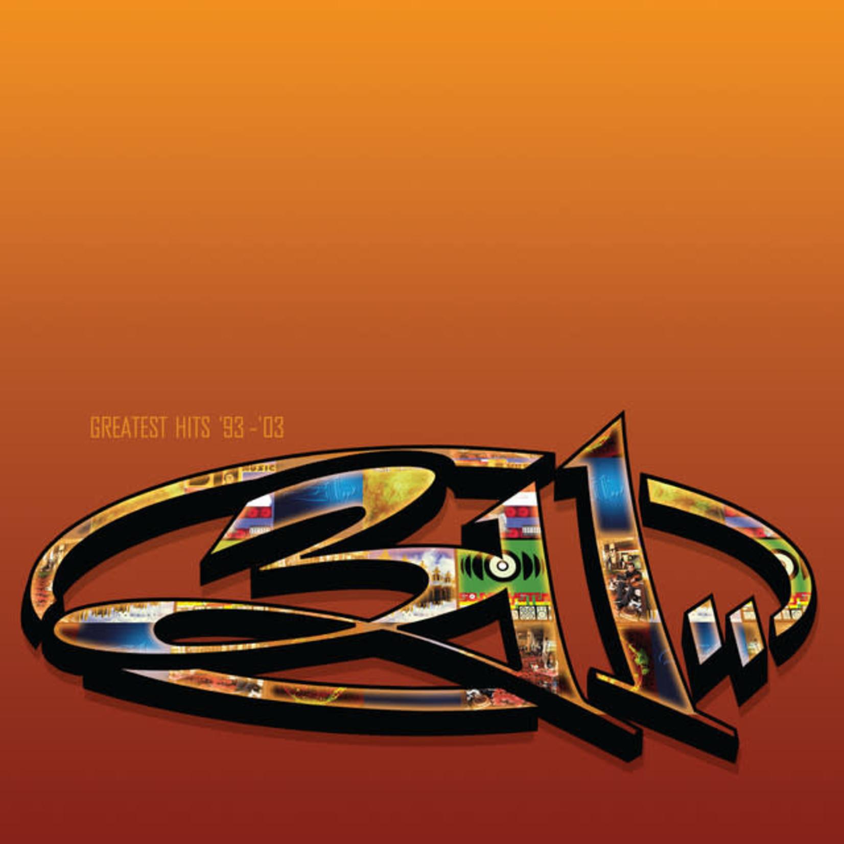Vinyl 311 - Greatest Hits.  Final Sale