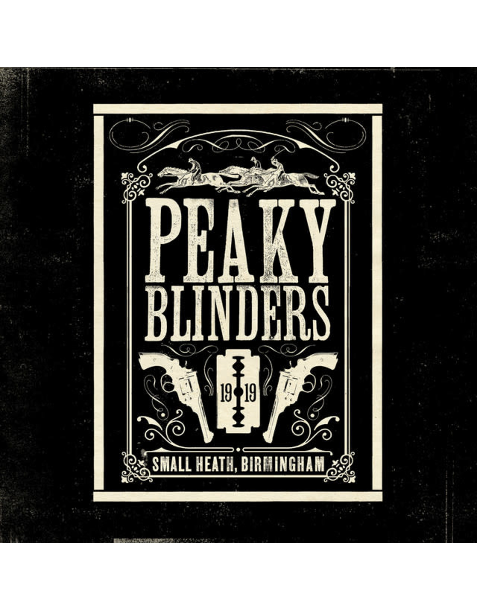 Vinyl Peaky Blinders - The Official Soundtrack