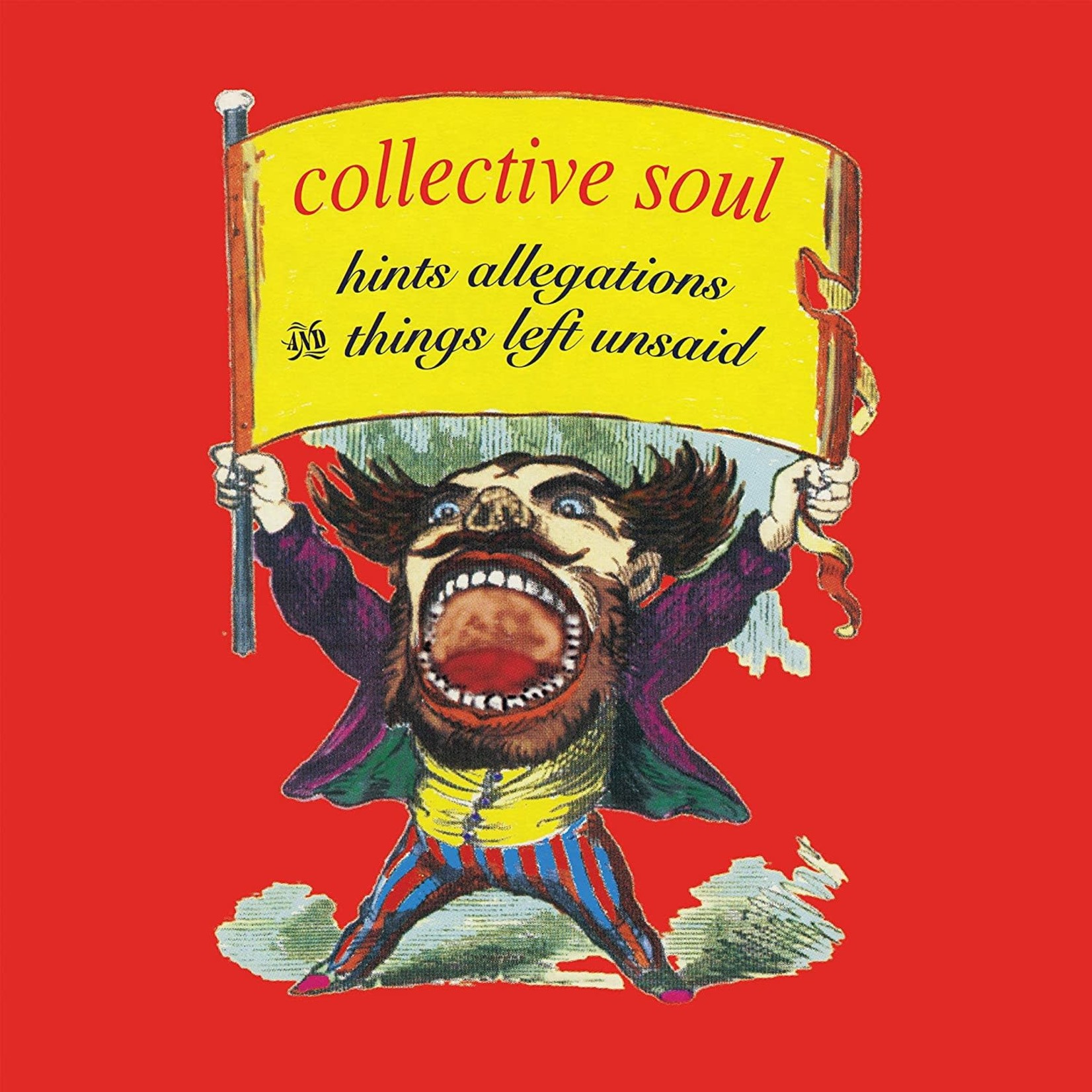 Vinyl Collective Soul - Hints, Allegations & Things Left Unsaid