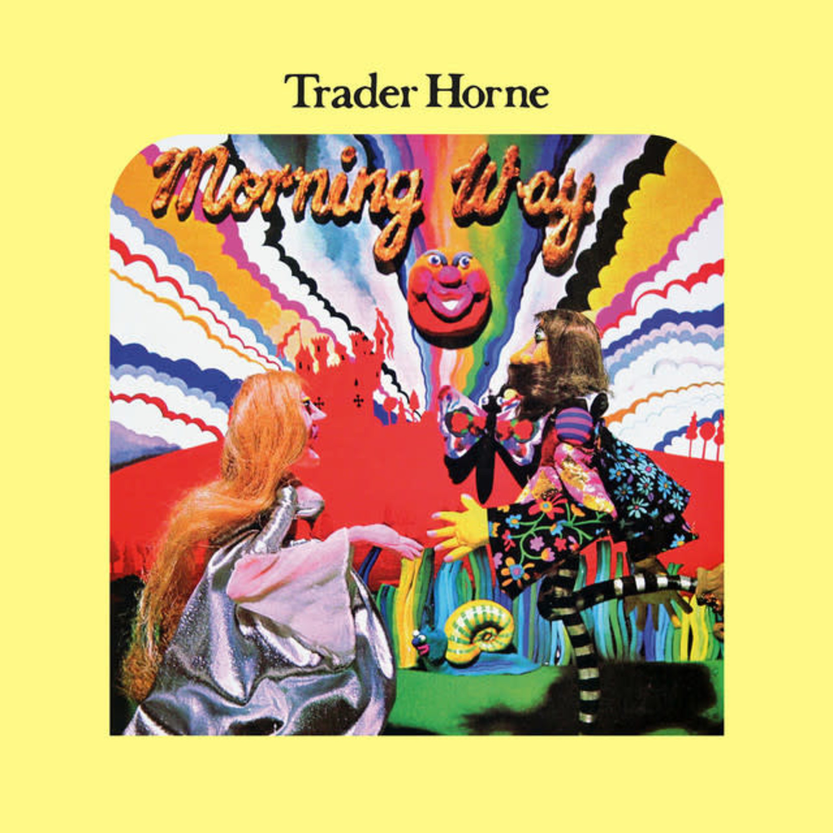 Vinyl Trader Horne - Morning Way