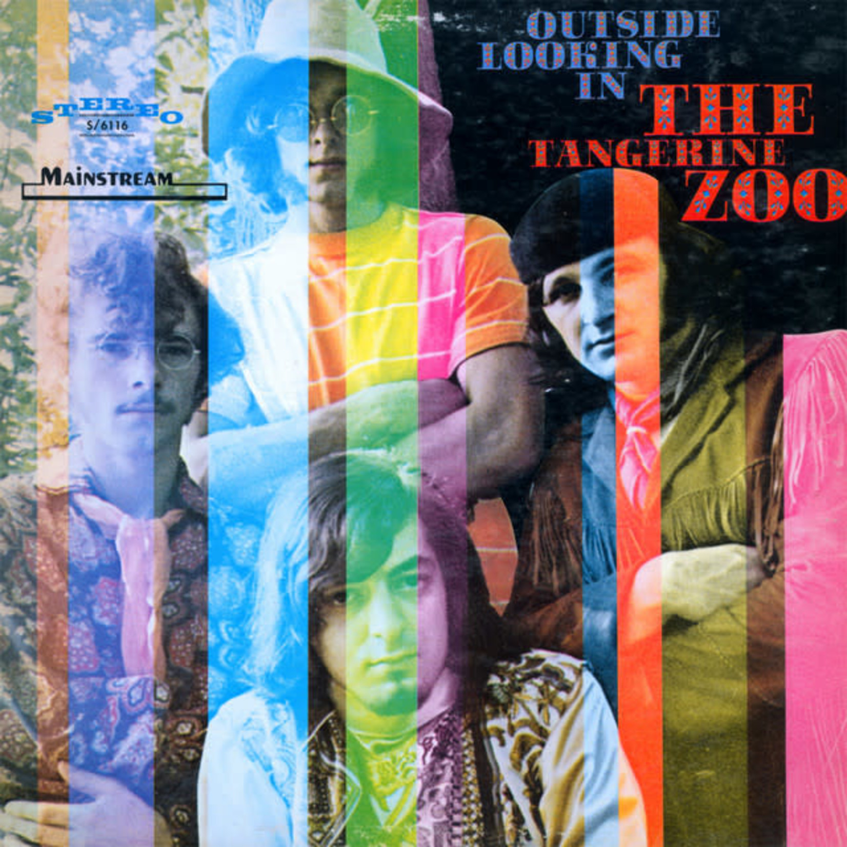 Vinyl The Tangerine Zoo - Outside Looking In