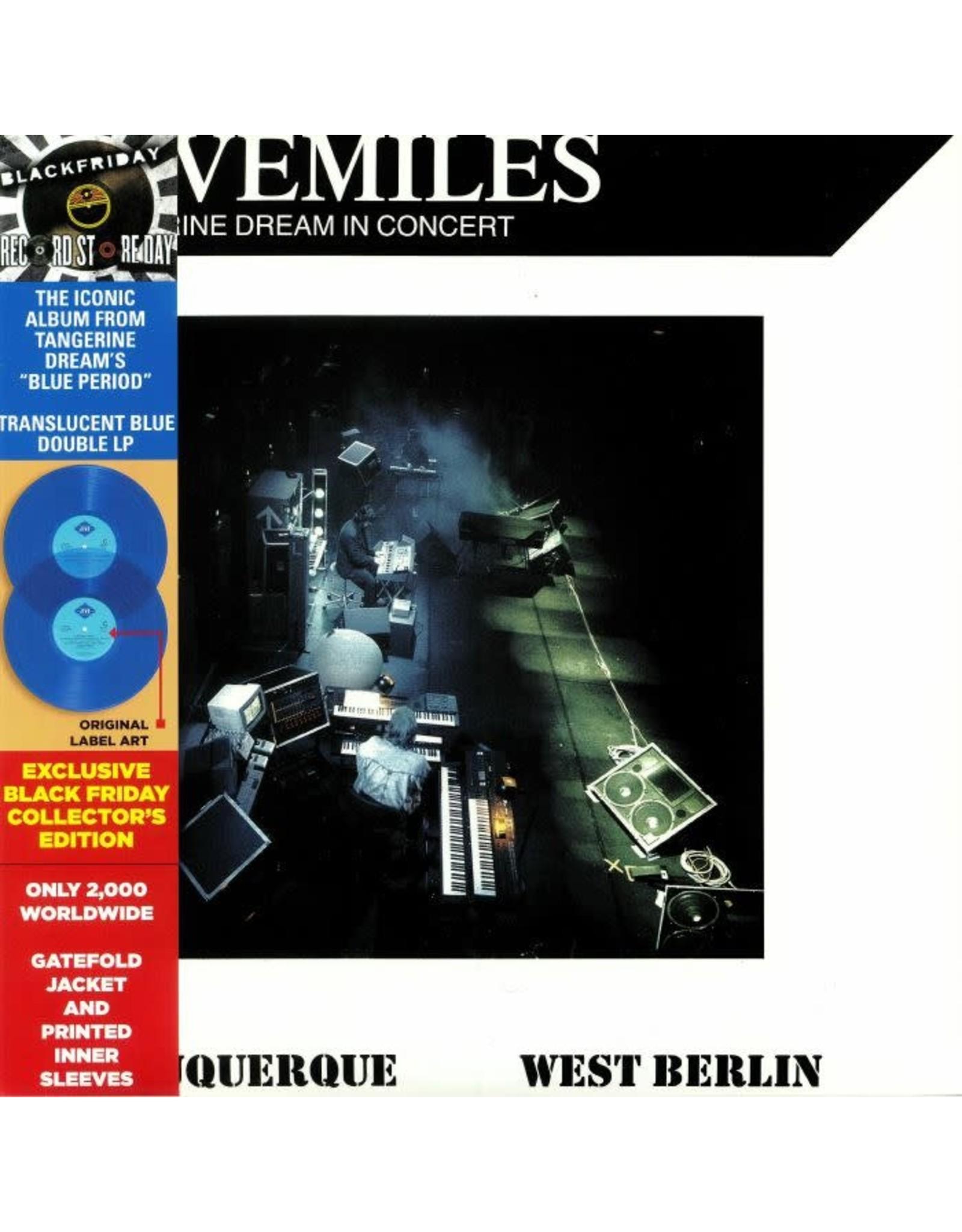 Vinyl Tangerine Dream - Livemiles