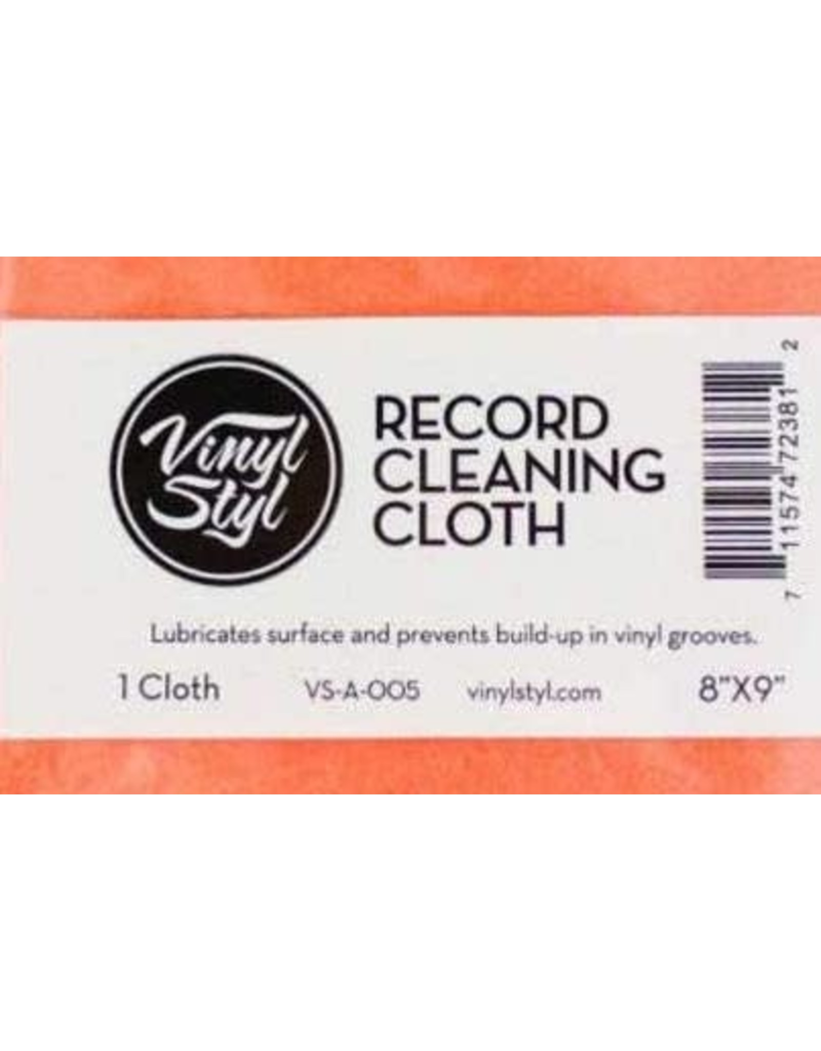 Accessory Record Cleaning Cloths