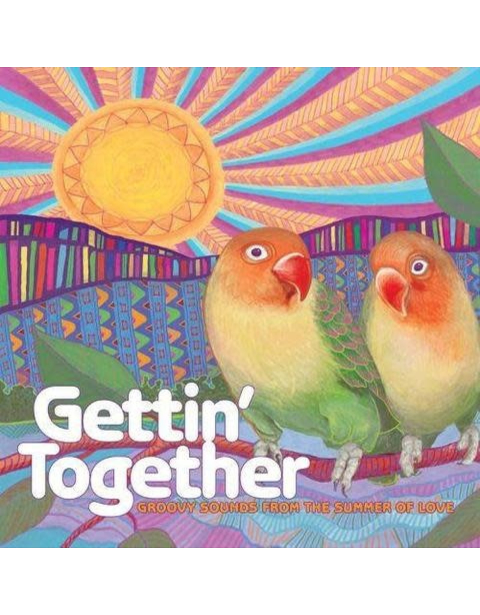 Vinyl Various Artists - Gettin' Together (Groove Sounds From The Summer Of Love)