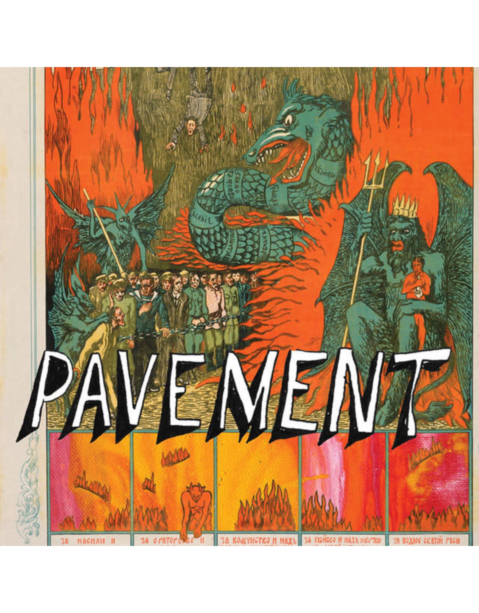 Vinyl Pavement - Quarantine The Past:  The Best Of