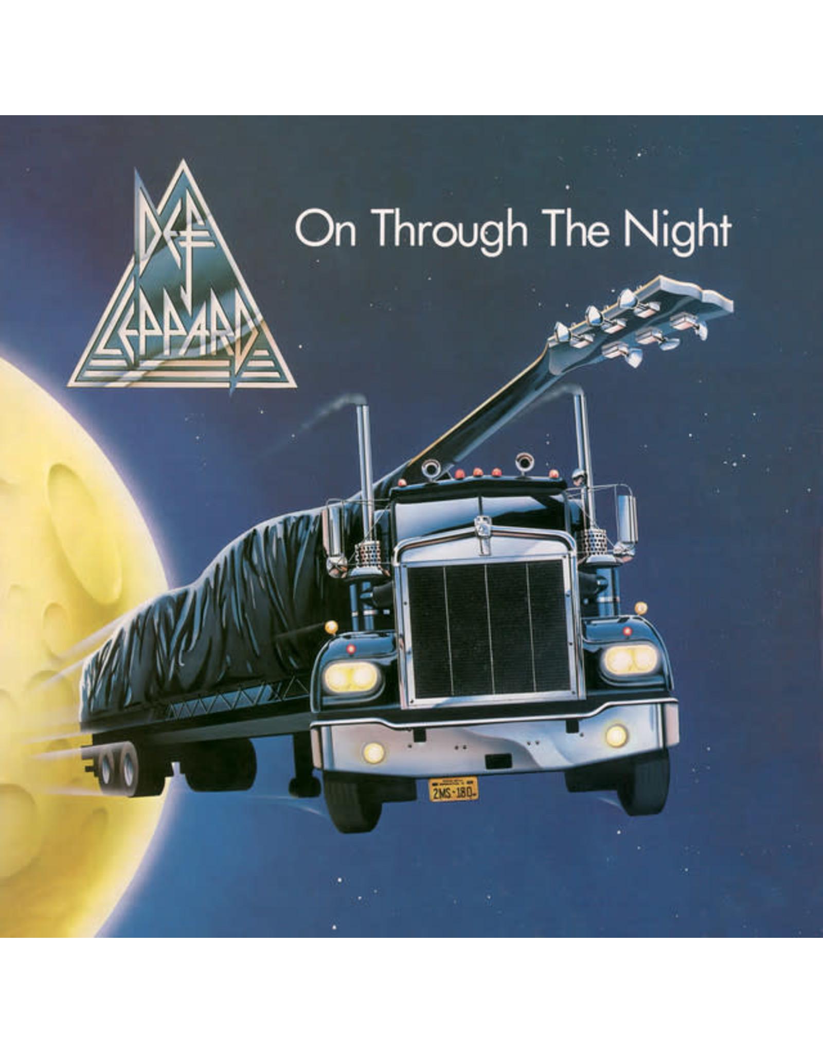 Vinyl Def Leppard - On Through The Night
