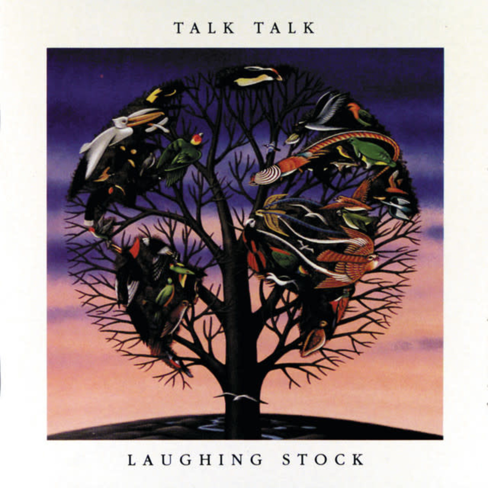 Vinyl Talk Talk - Laughing Stock