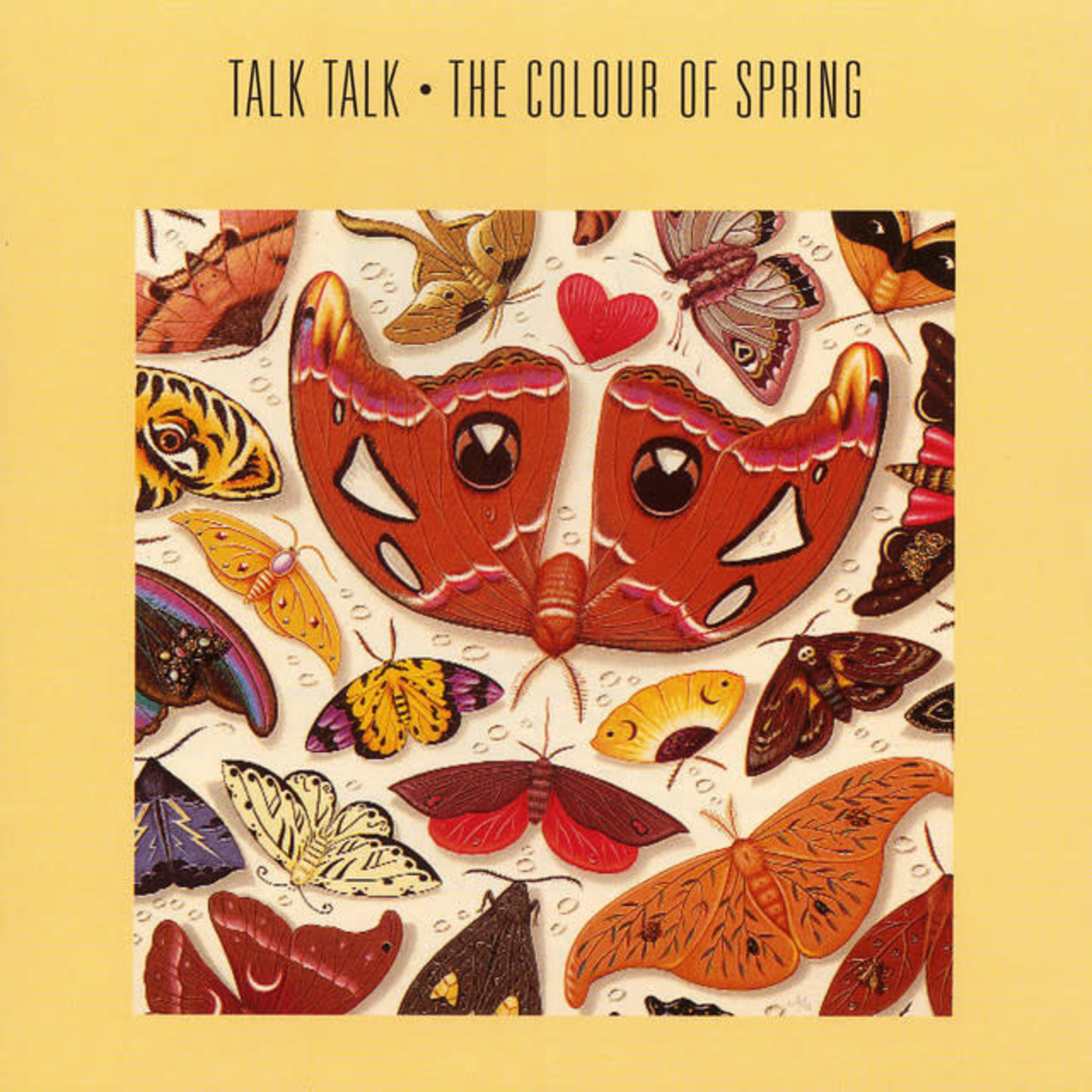 Vinyl Talk Talk - The Colour Of Spring