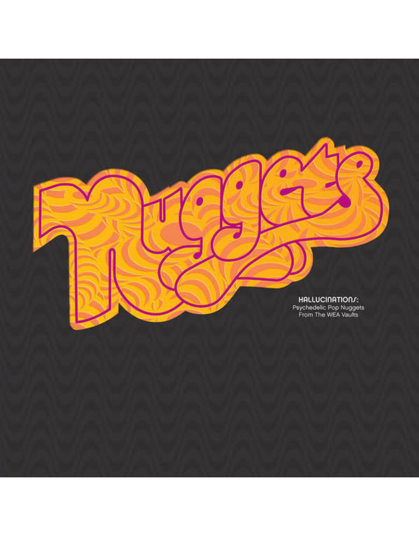 Vinyl Various Artists - Hallucinations Nuggets