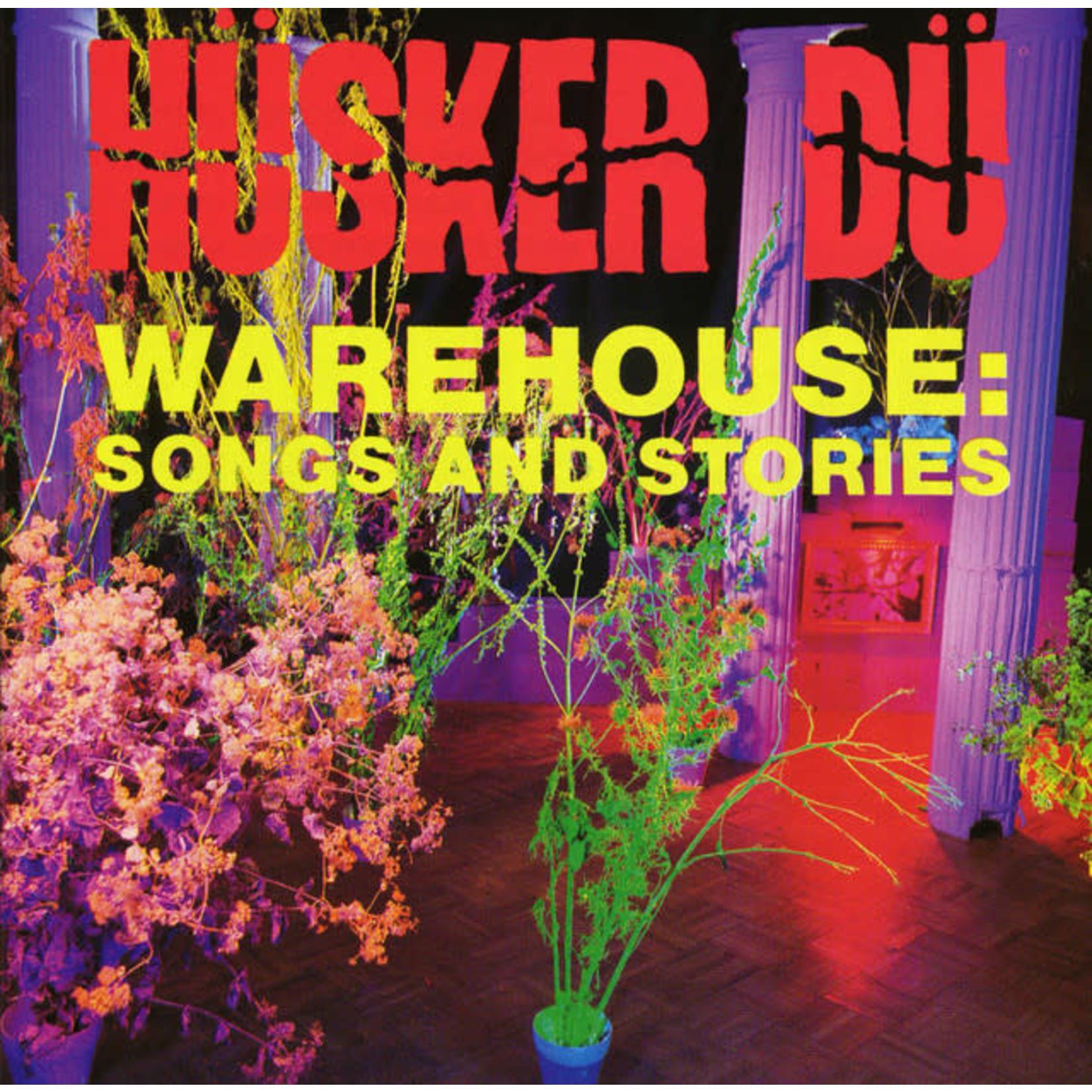 Vinyl Husker Du - Warehouse: Songs and Stories
