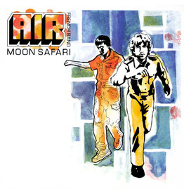 Vinyl Air - Moon Safari