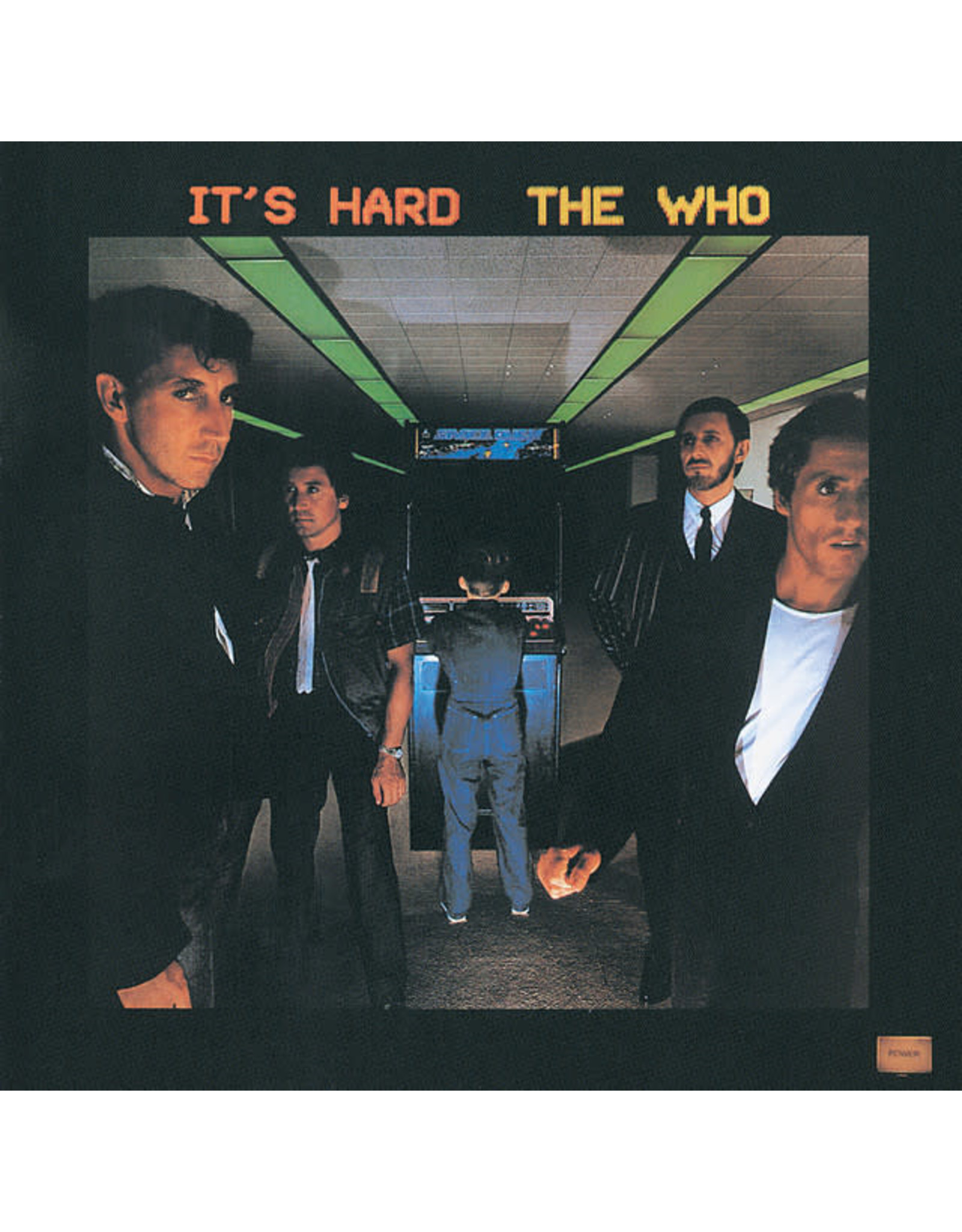 Vinyl The Who - It's Hard