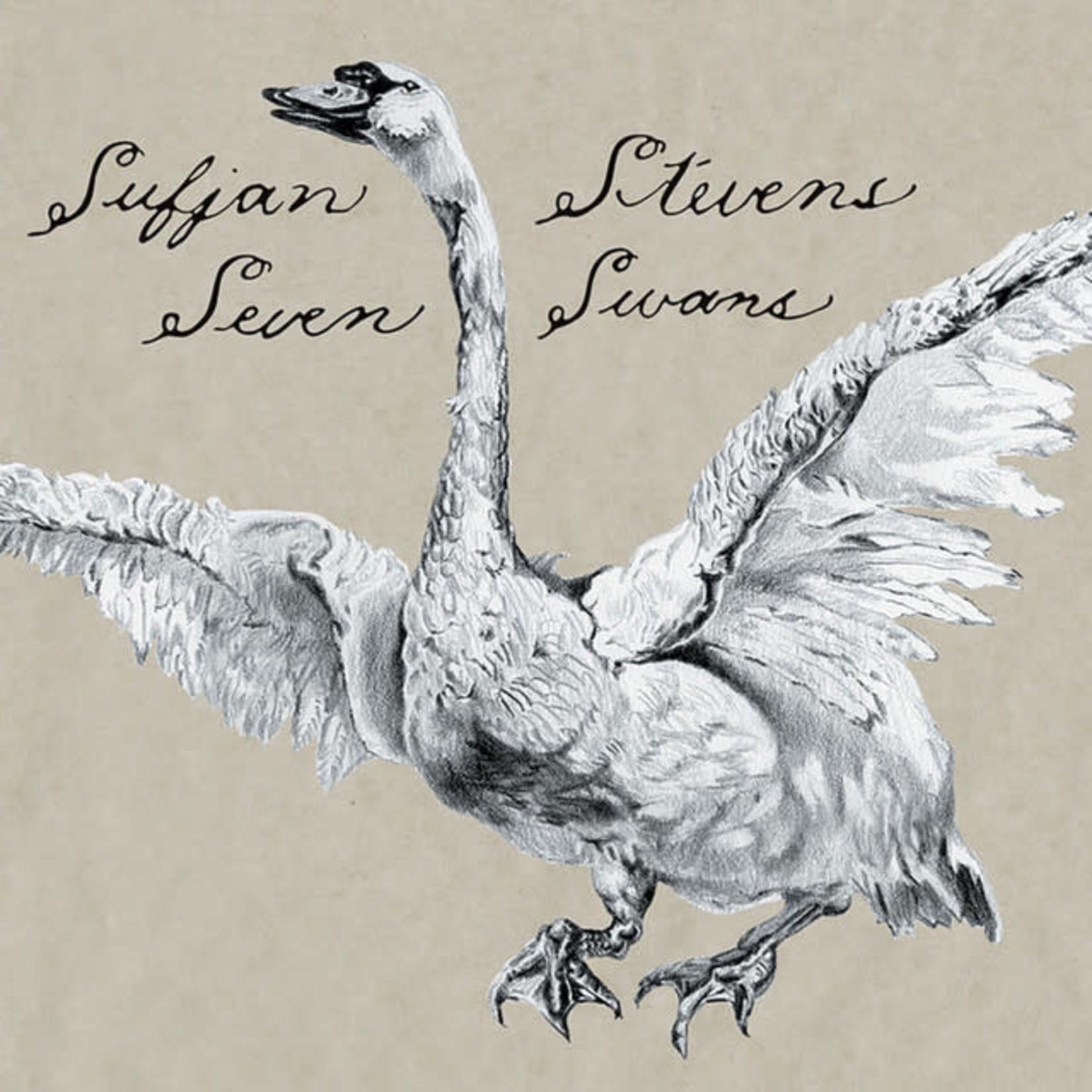 Vinyl Sufjan Stevens - Seven Swans