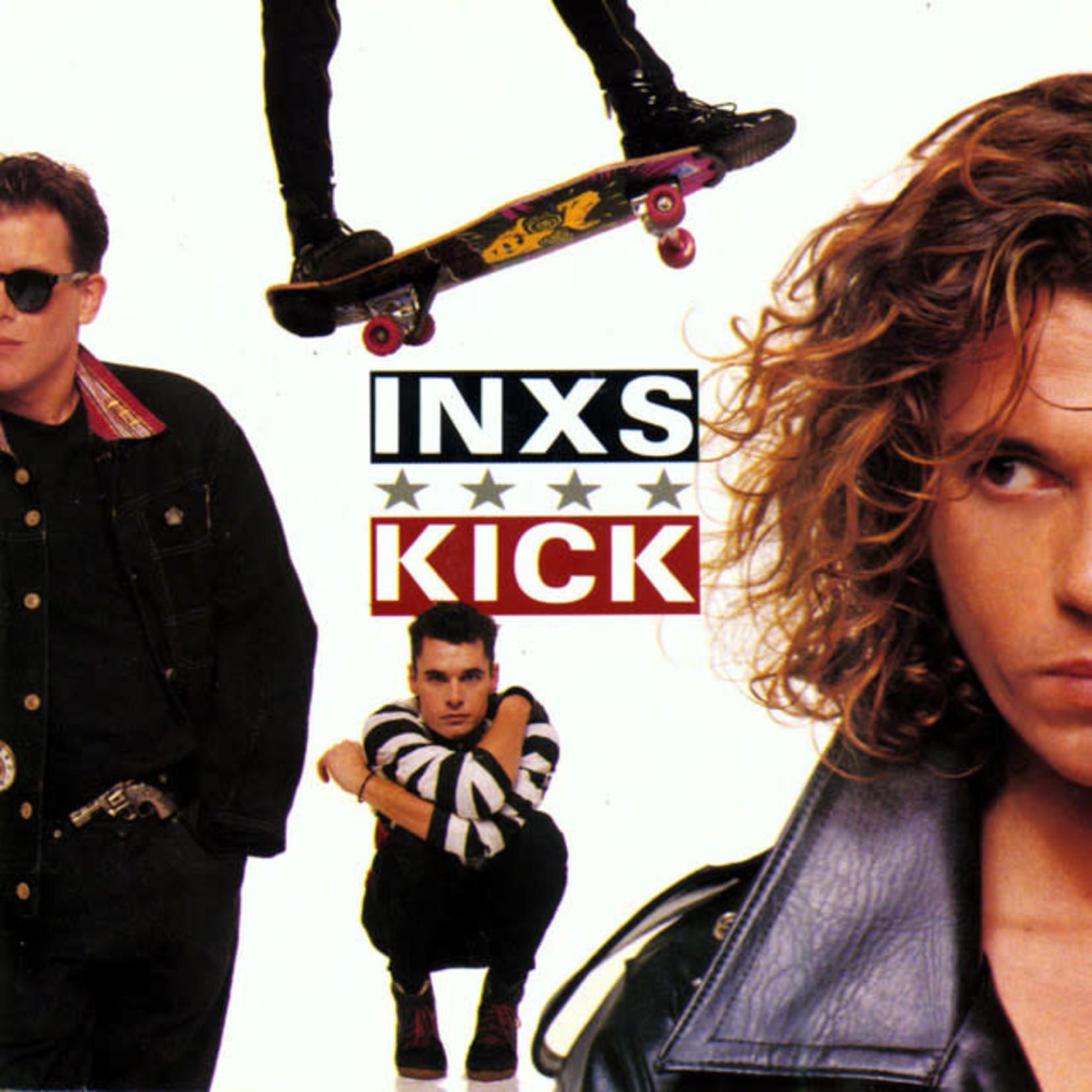 Vinyl INXS - Kick