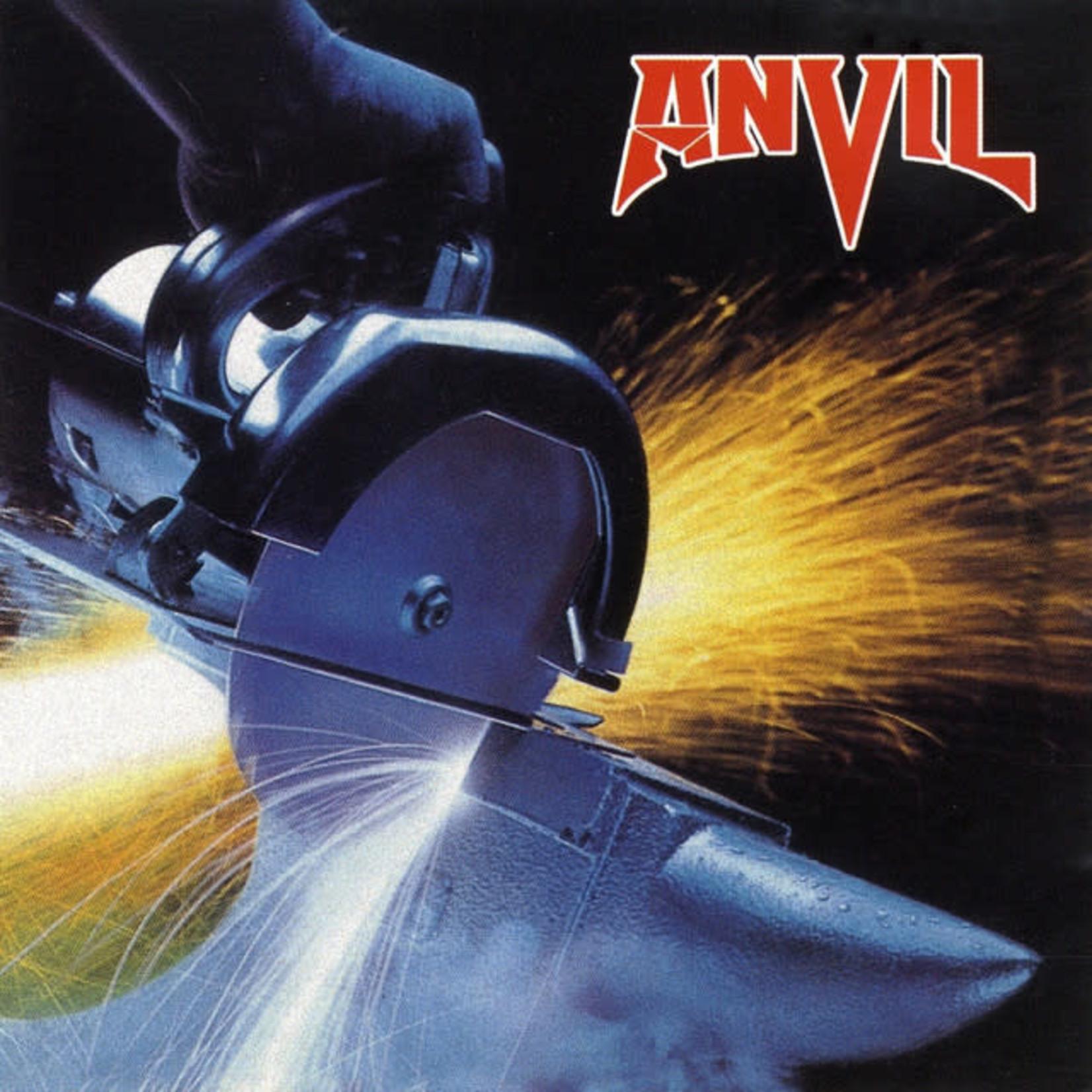 Vinyl Anvil - Metal On Metal