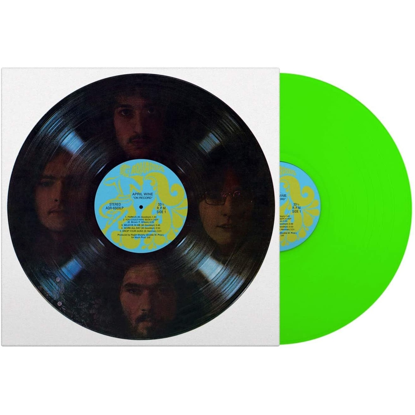 Vinyl April Wine - On Record