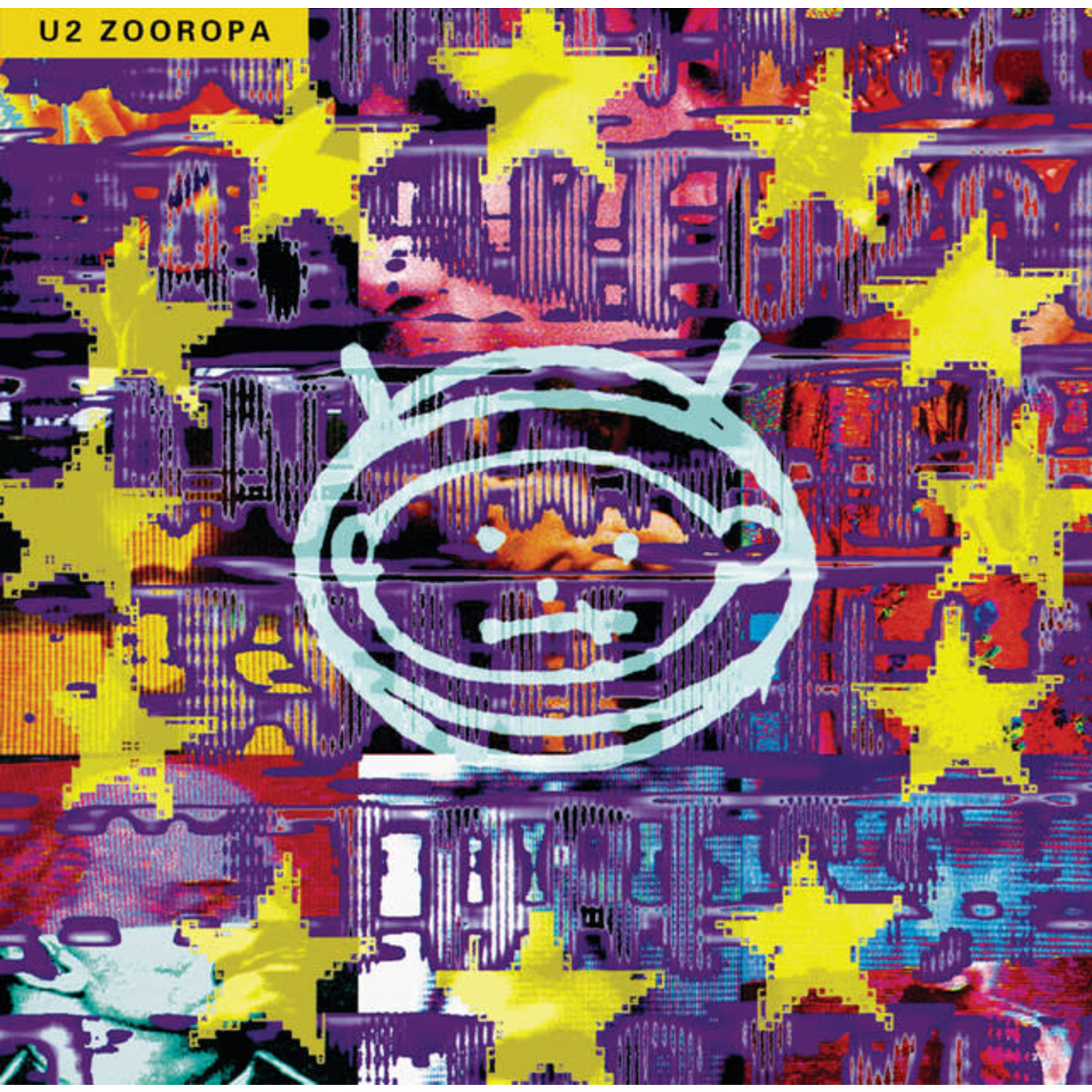 Vinyl U2 - Zooropa