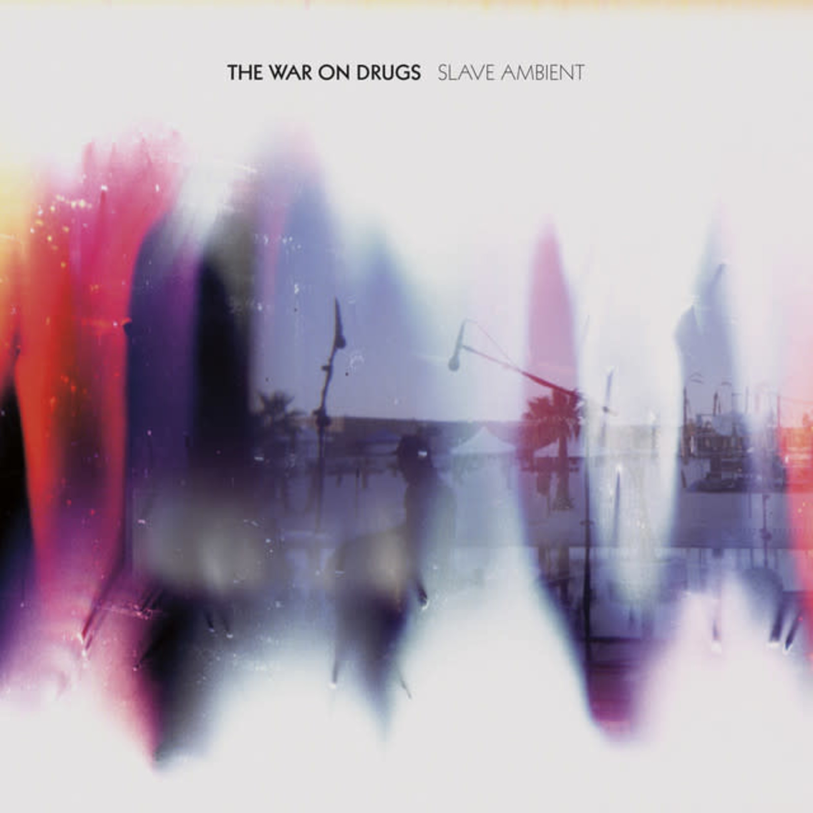 Vinyl War On Drugs - Slave Ambient