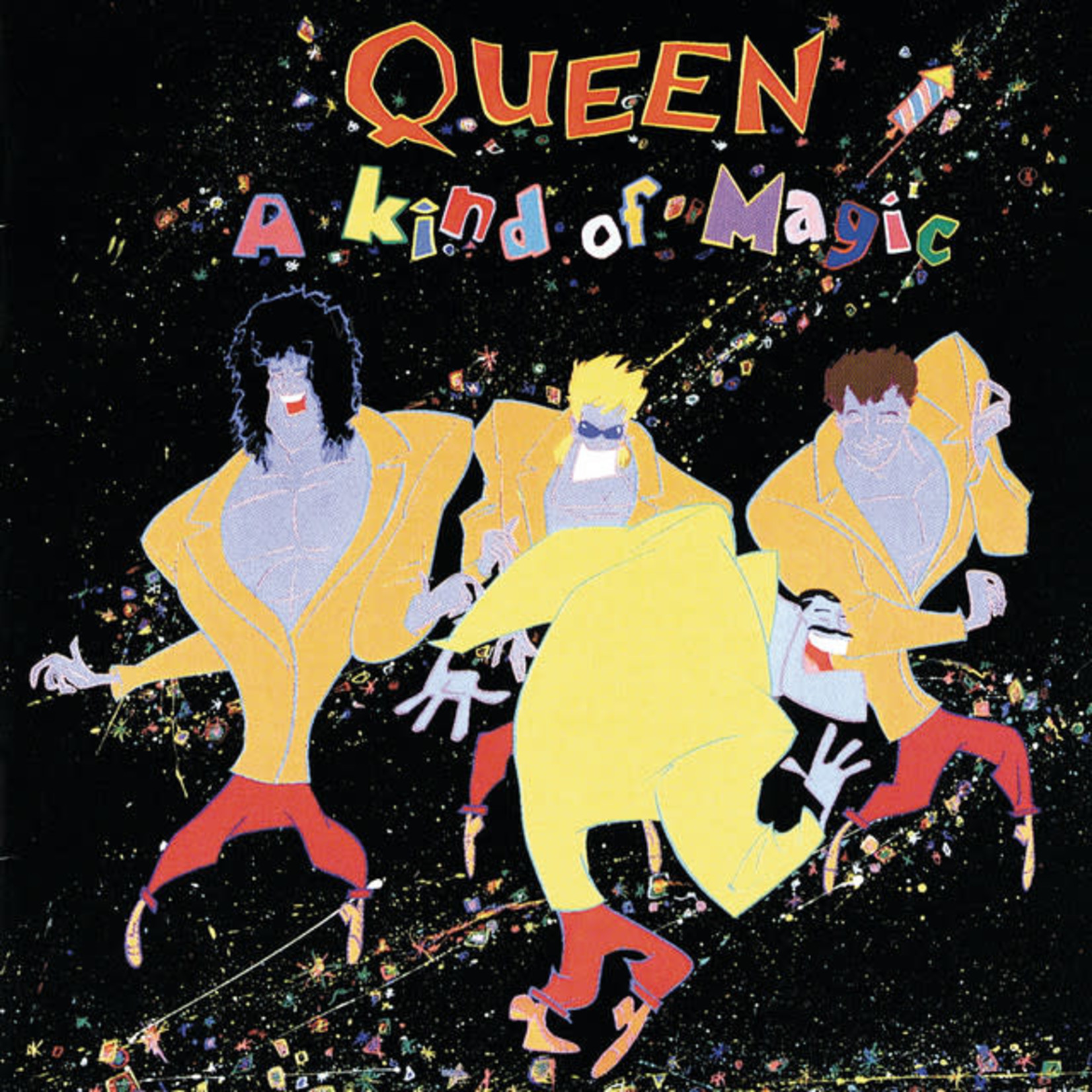 Vinyl Queen - A Kind Of Magic