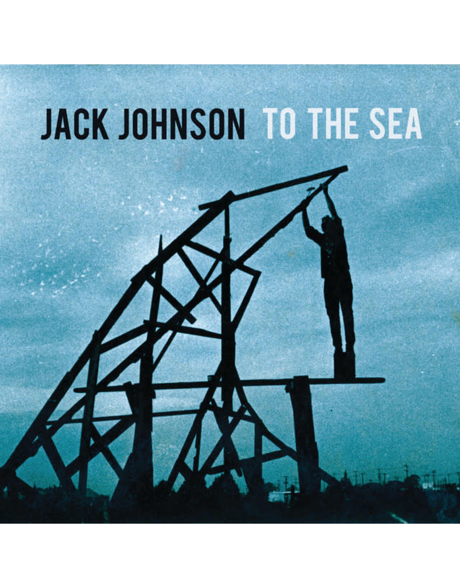 Vinyl Jack Johnson - To the Sea. Final sale