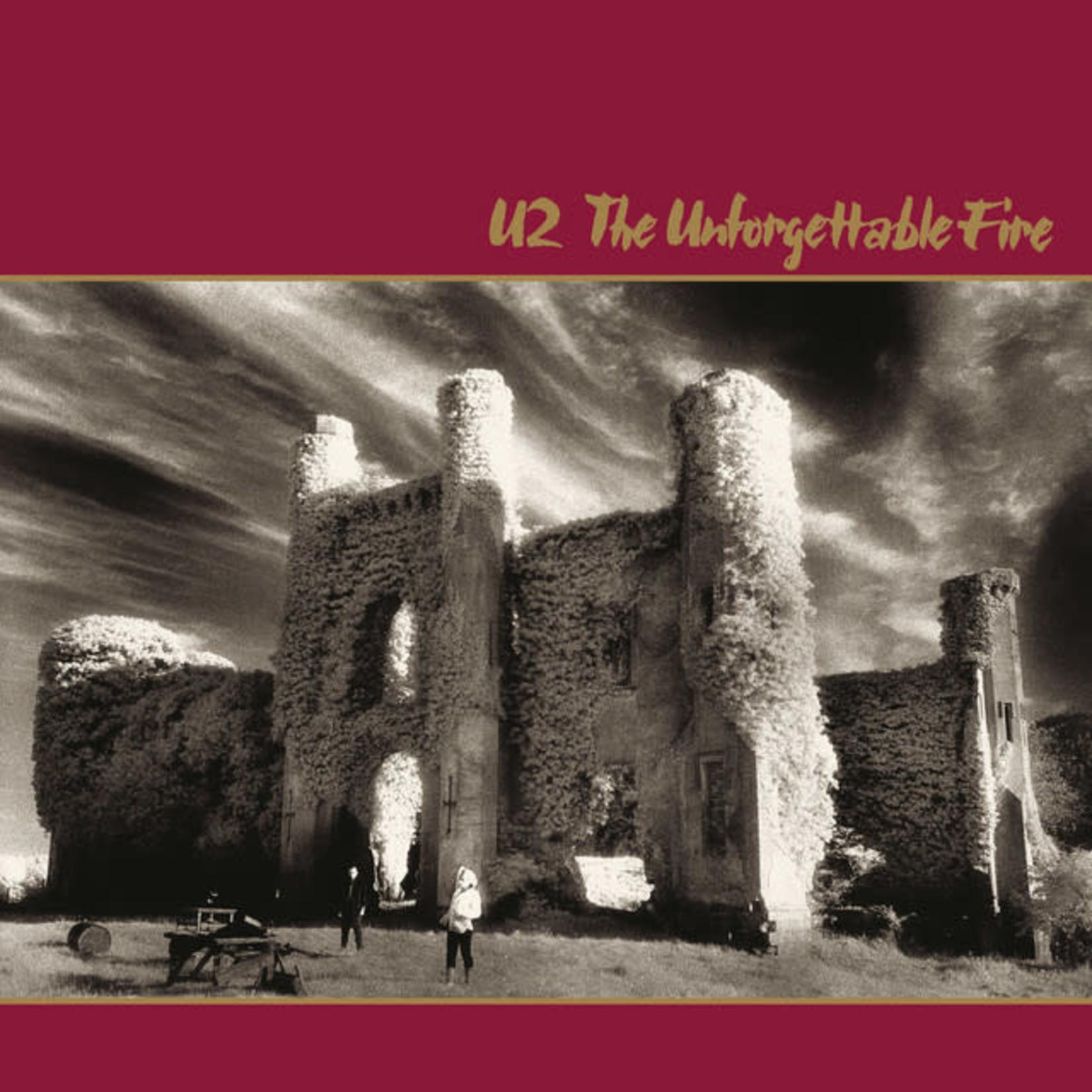 Vinyl U2 - The Unforgettable Fire